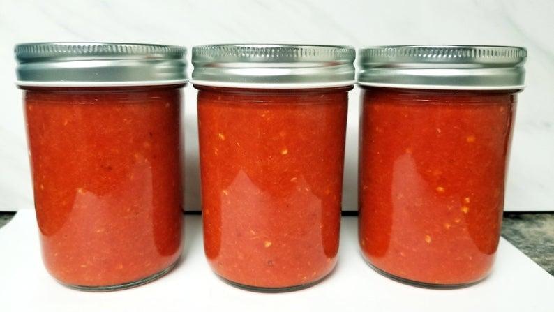 Trinidad Pepper Sauce 8oz.