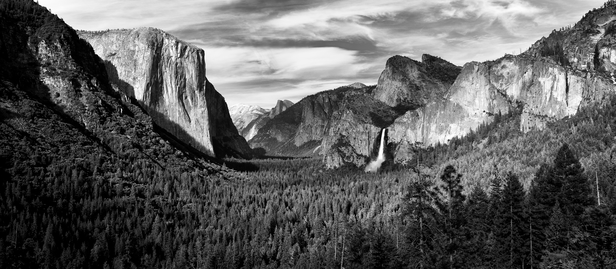 """For Ansel"" - Yosemite Valley - June 8, 2010"
