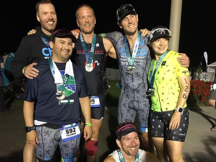 "Ironman Coeur d'Alene was to be my first ""A Race"" Chris and I selected for 2017"