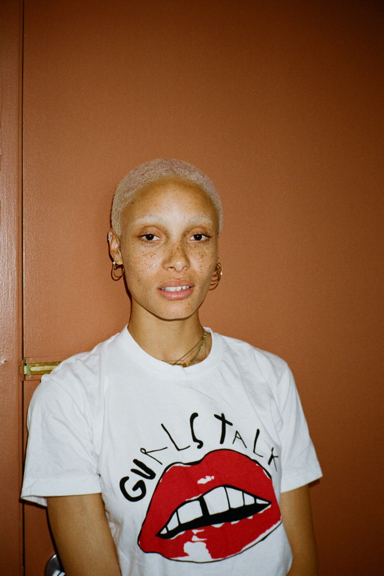 Founded by the gorgeous Adwoa Aboah  - watch to learn more about GurlsTalk .