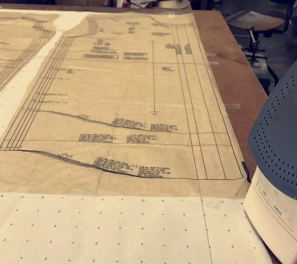 The ProtoTypes - Pattern and Sample Making is the most important part of design development. It is the fit, the quality, an LIFE of your garment!