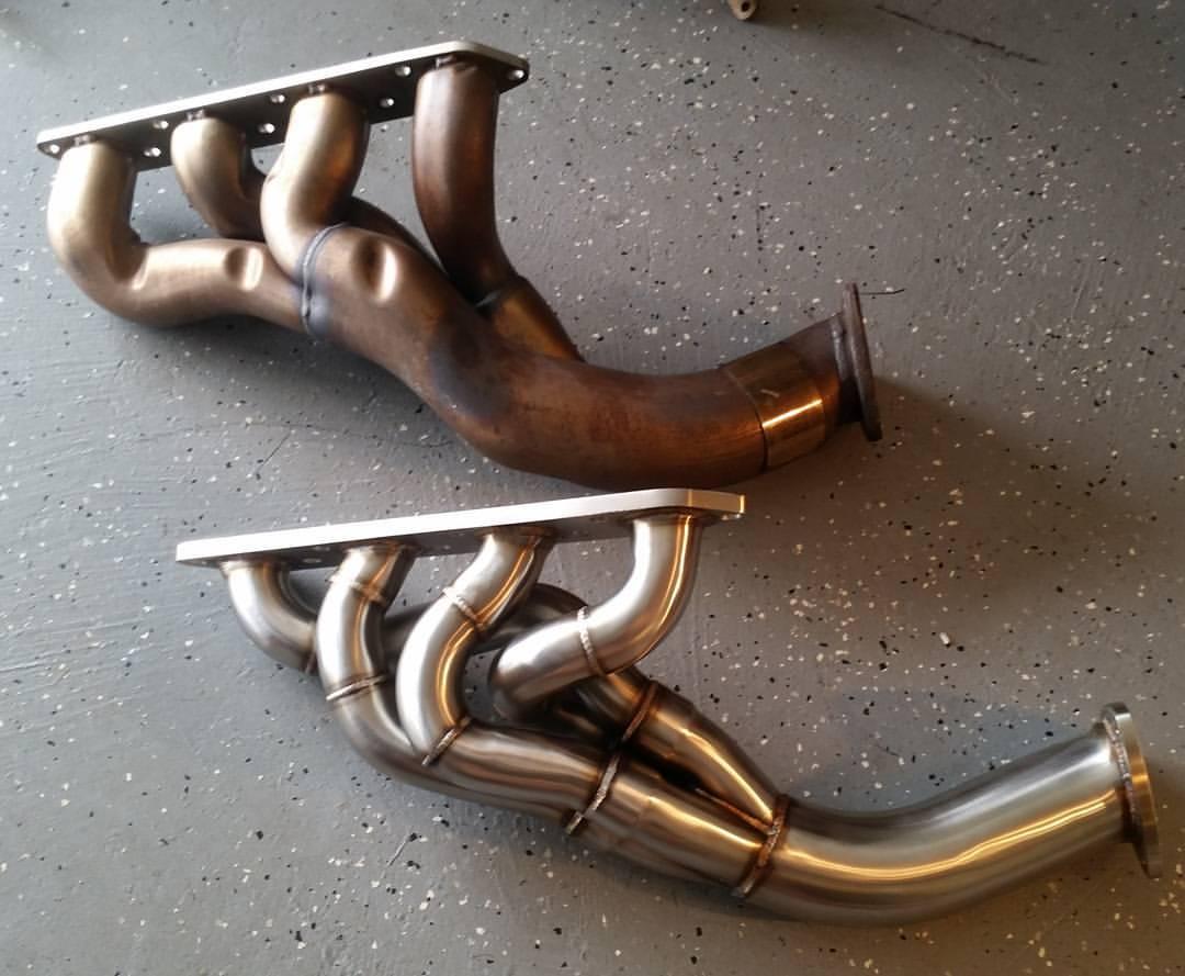 V8 Vantage Exhaust System — Redpants