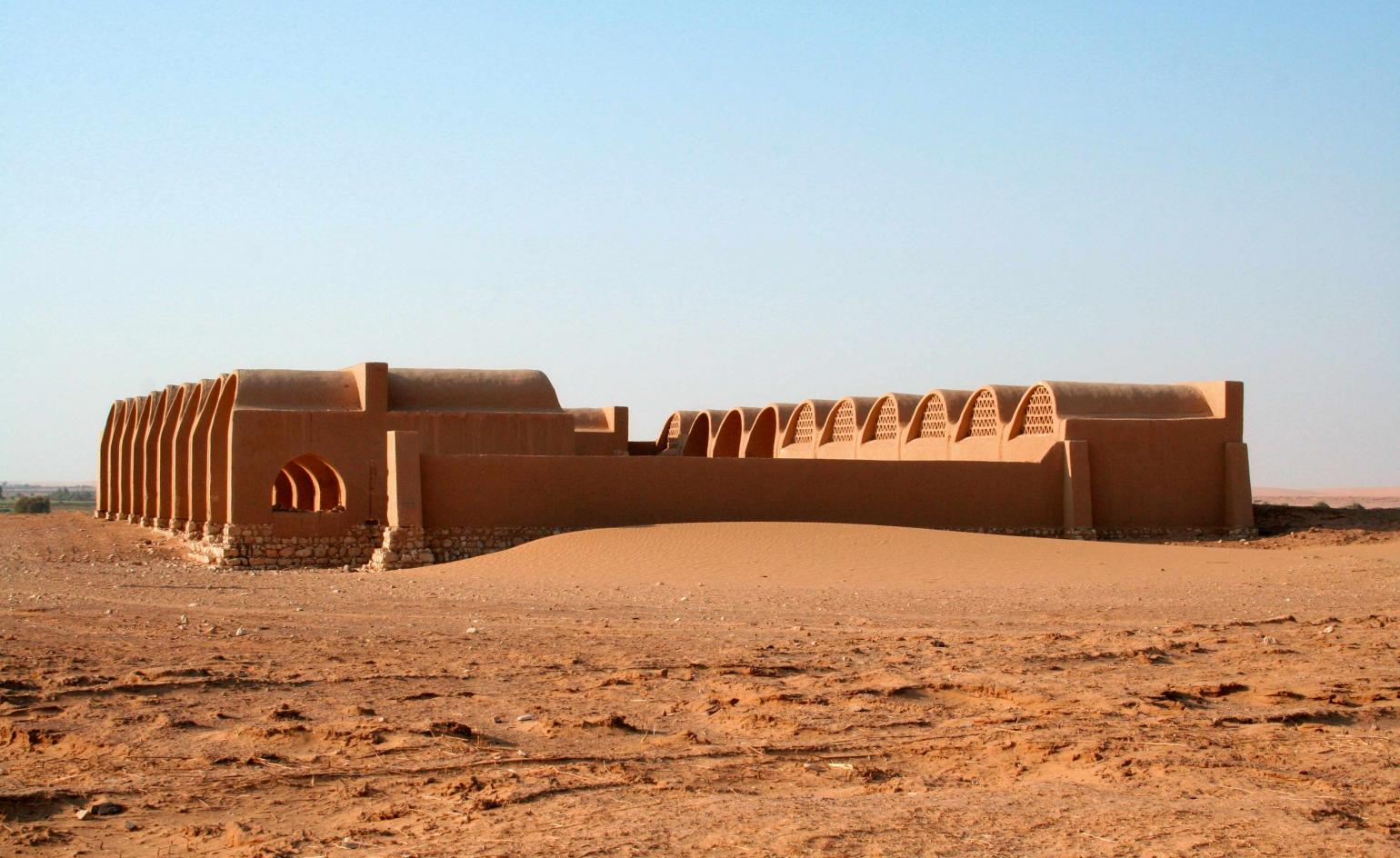 The architecture of Hassan Fathy -