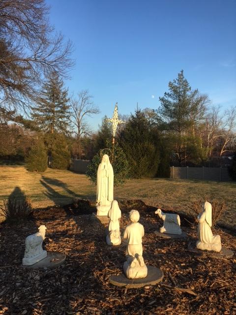 Christmas Eve, 2015 at the Carmelite Monastery, St. Louis