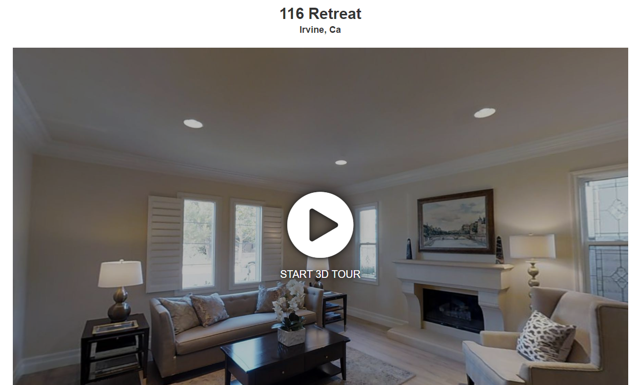 To receive the link to experience the virtual tour of this home, please click above.