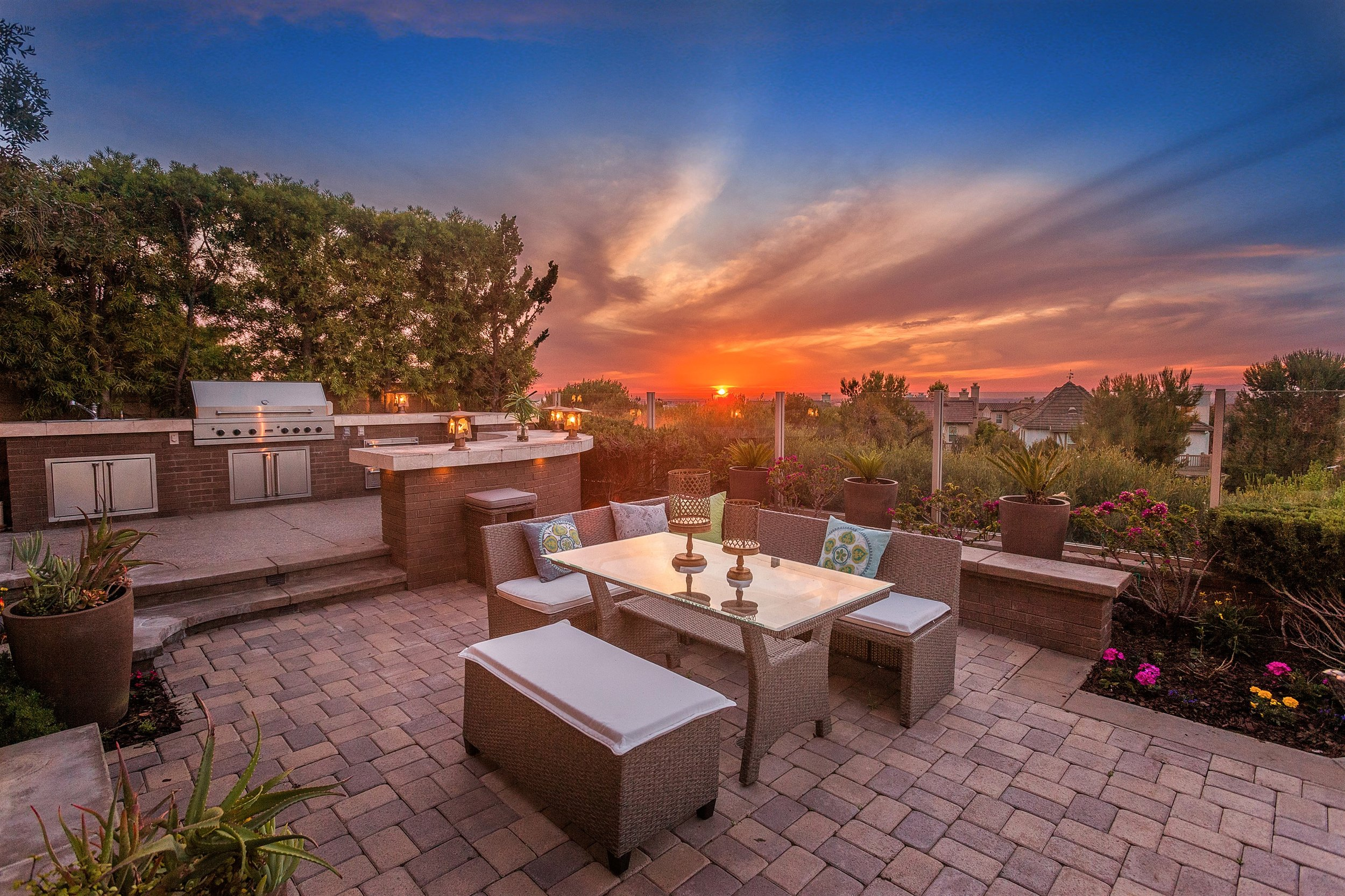 3 Ferrand - bbq area sunset view.jpg