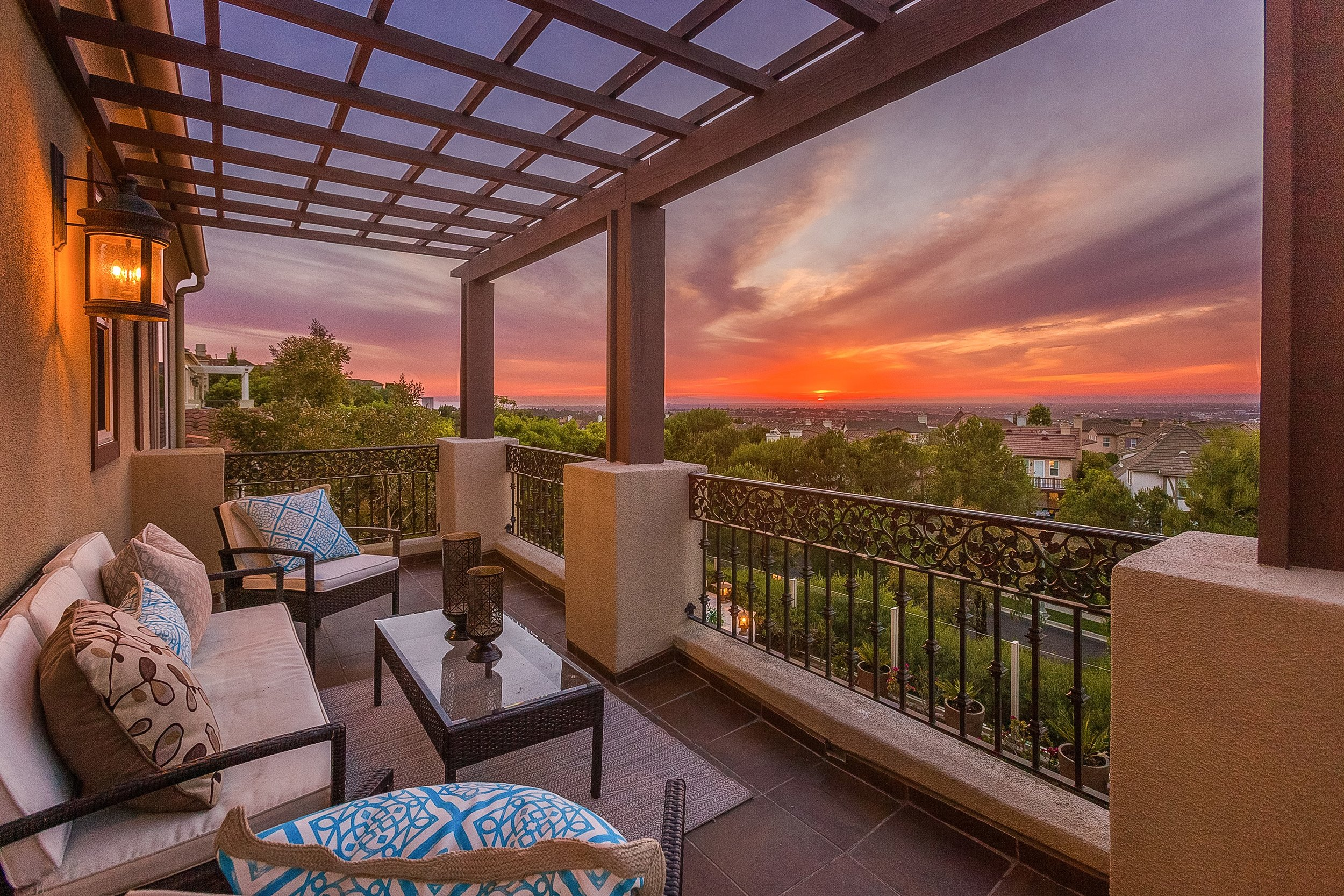 3 Ferrand - master balcony sunset view.jpg