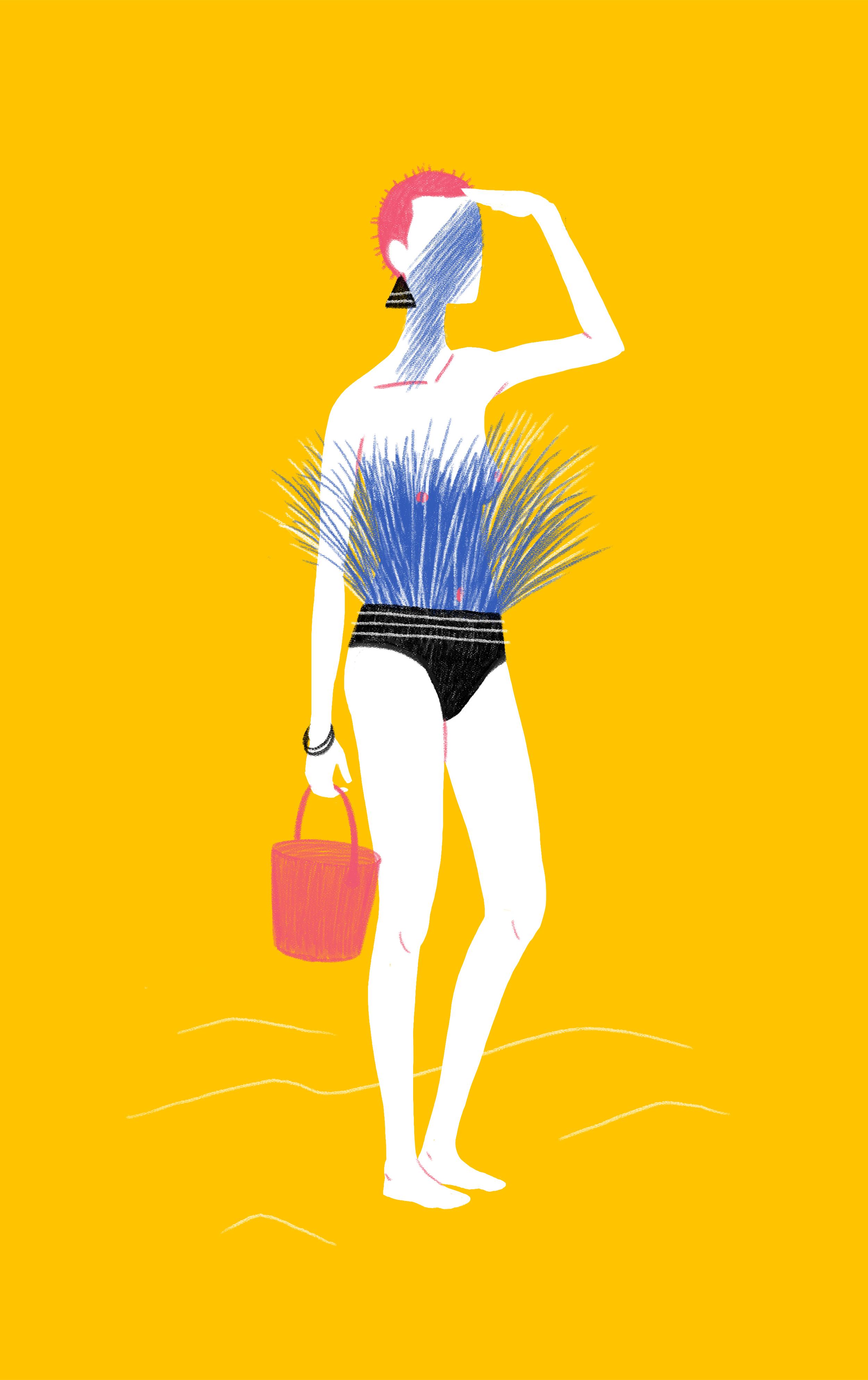 Summer Looks: Beachgrass