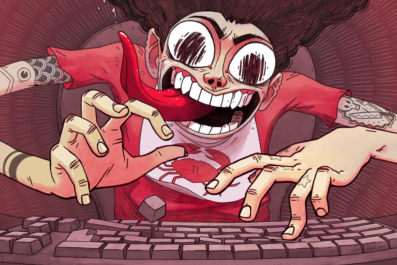 Maniac Yelp Reviewers