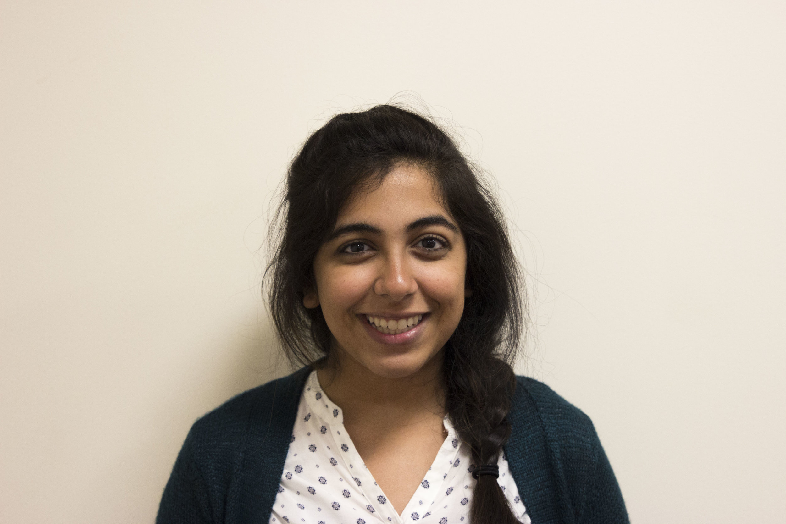 tazeen murad - recruitment co-chair