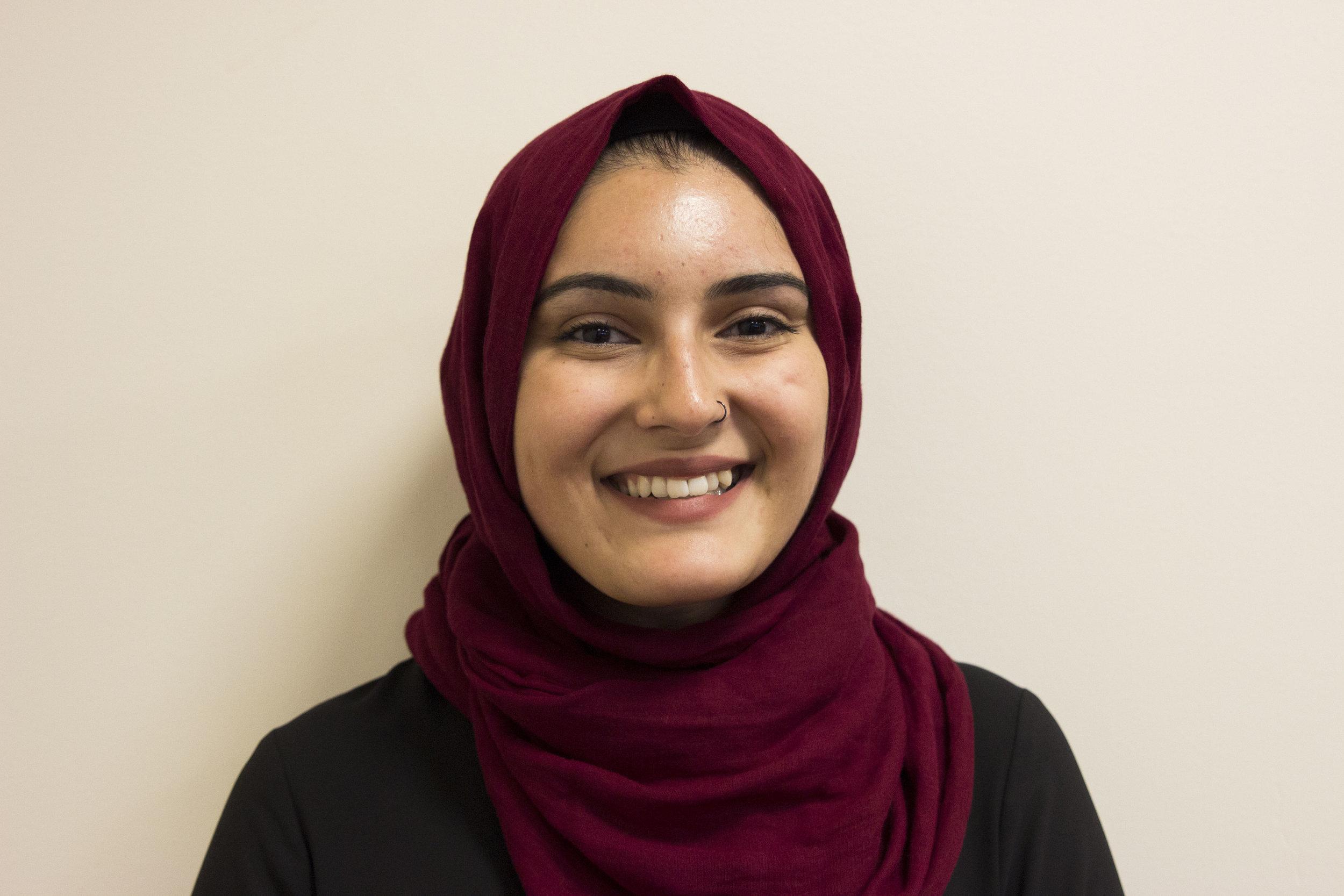 safaa khan - marketing chair