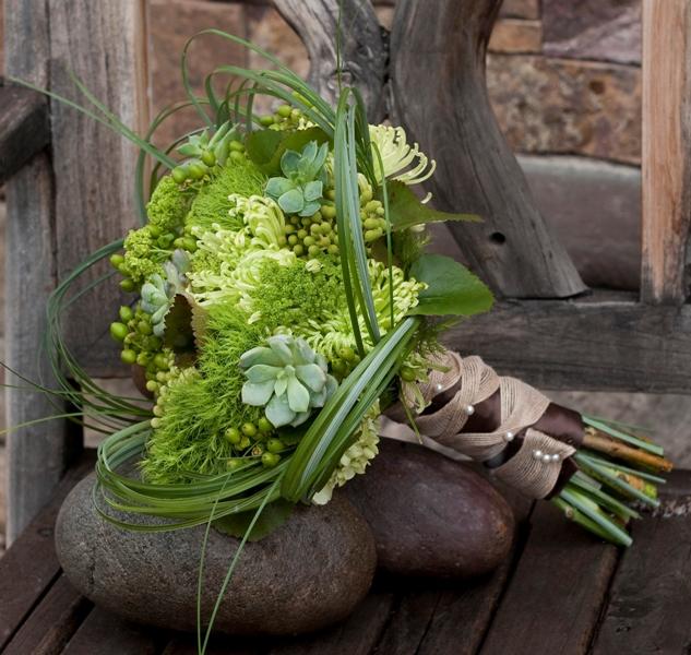 Texture Succulent Bouquet