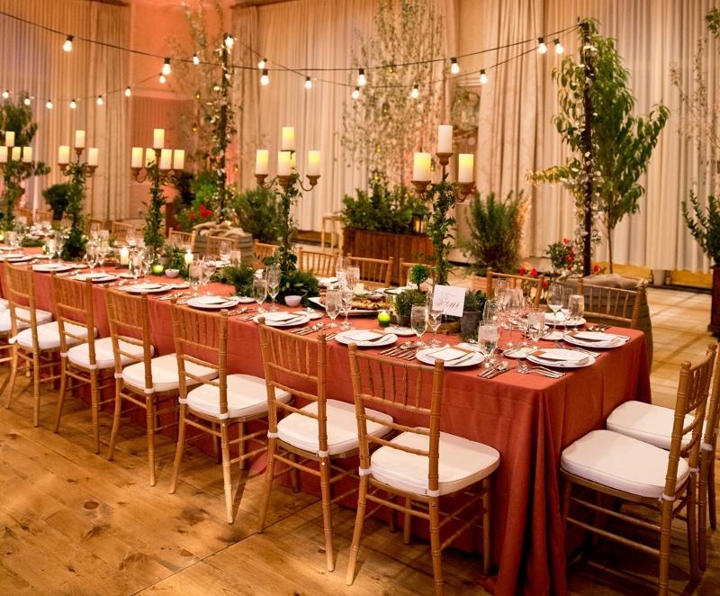 Elegant Tuscan Dinner