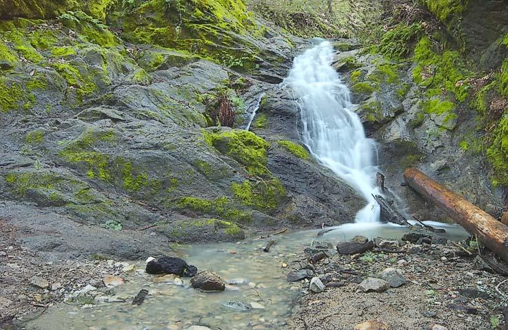 Waterfall on Hamilton Creek