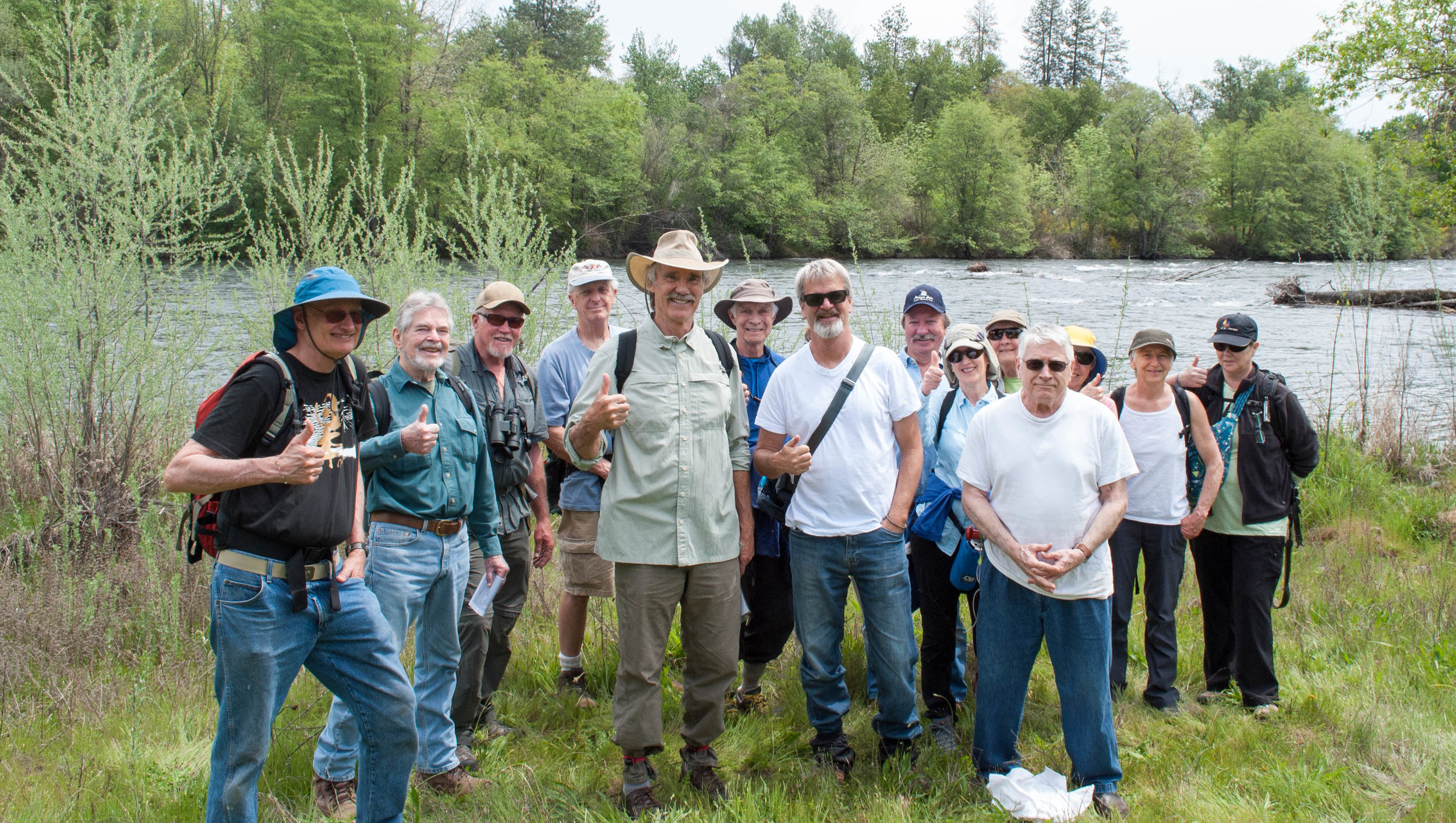 Fish, Forest and Landforms at Rogue River Preserve