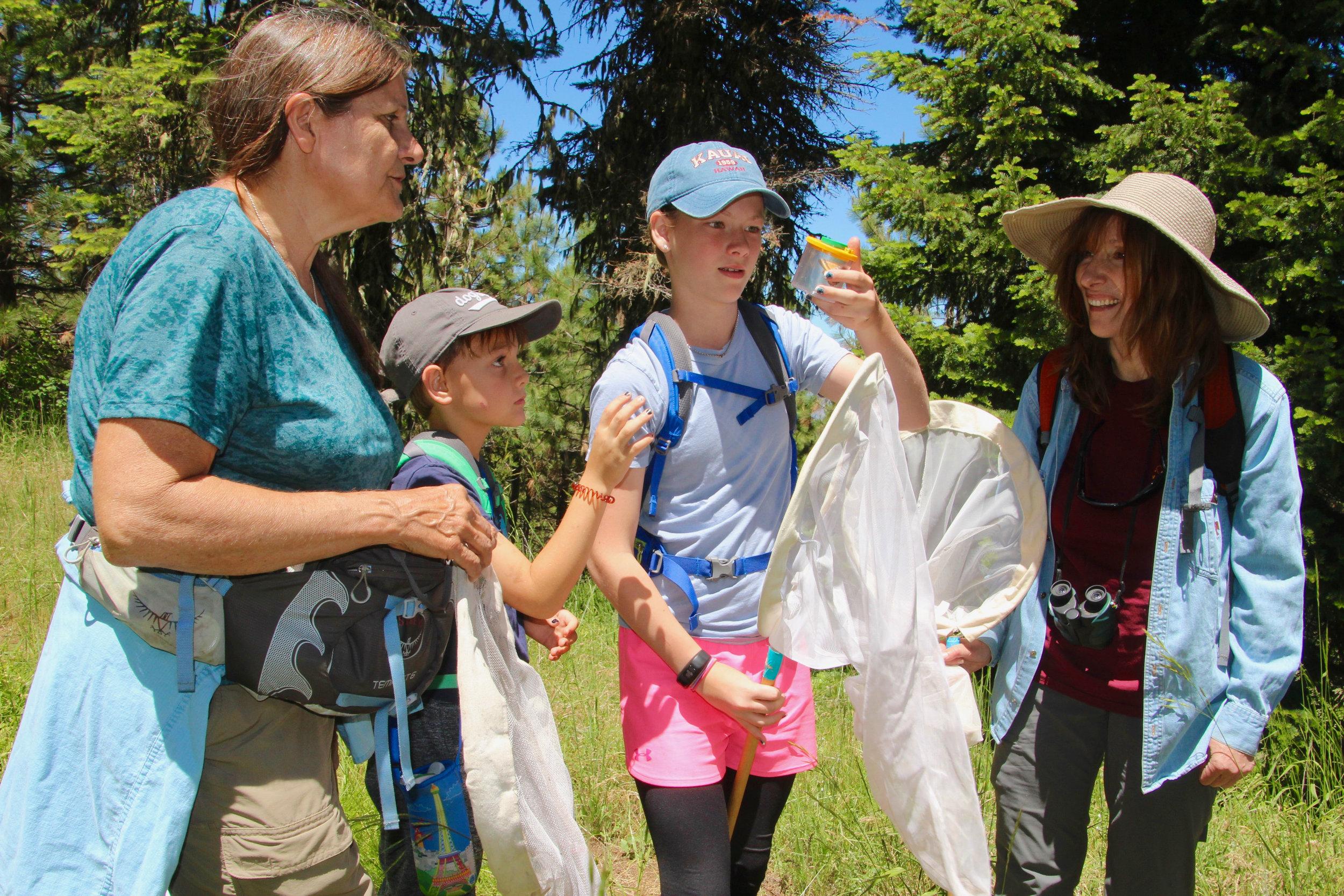 Butterflies at Cascade-Siskiyou National Monument