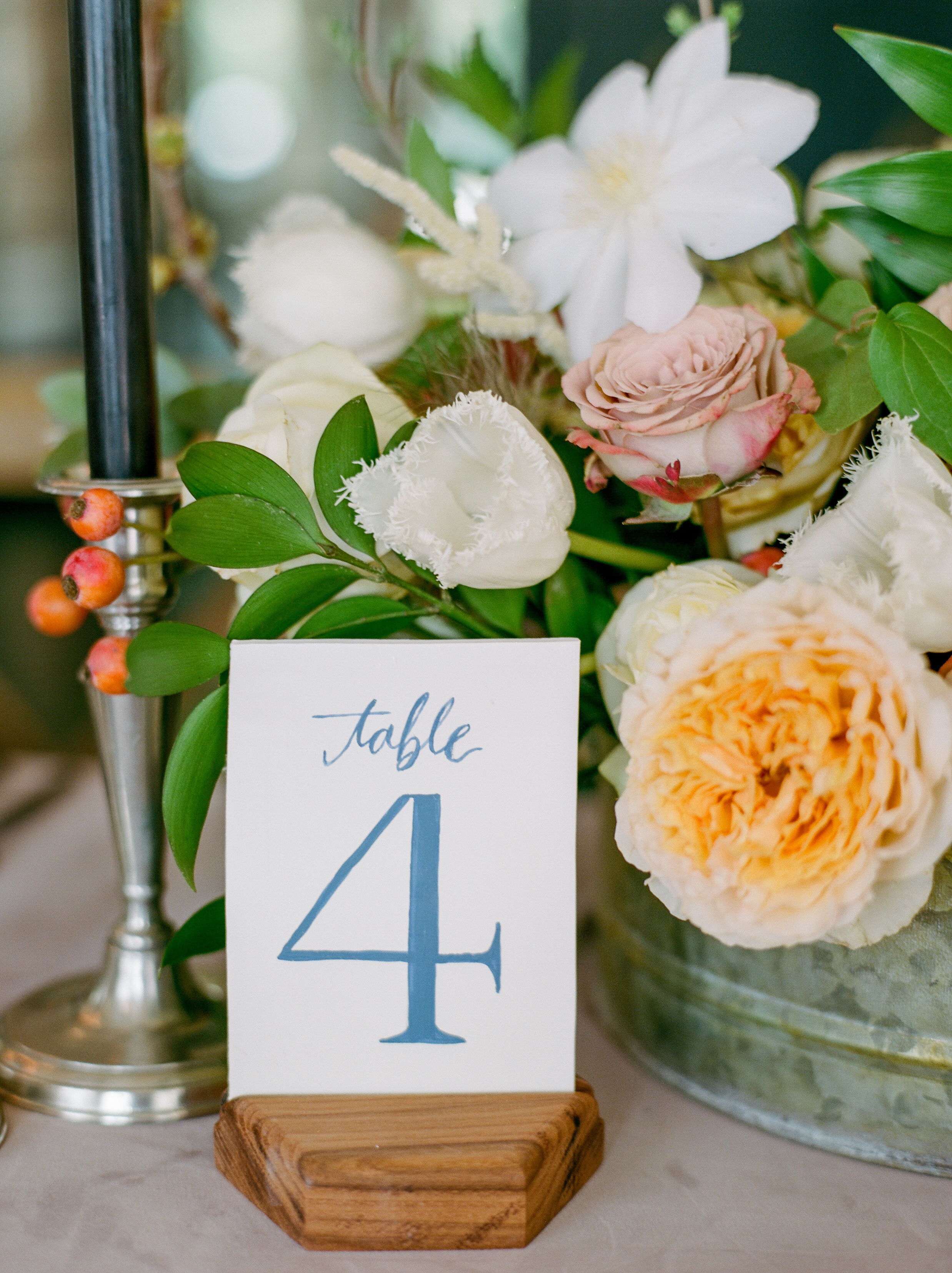 Spring Wedding at Station 51 - Photography: Josh and Dana FernandezFlorist: Lanson B. Jones Floral Co.Venue: Station 51, Houston