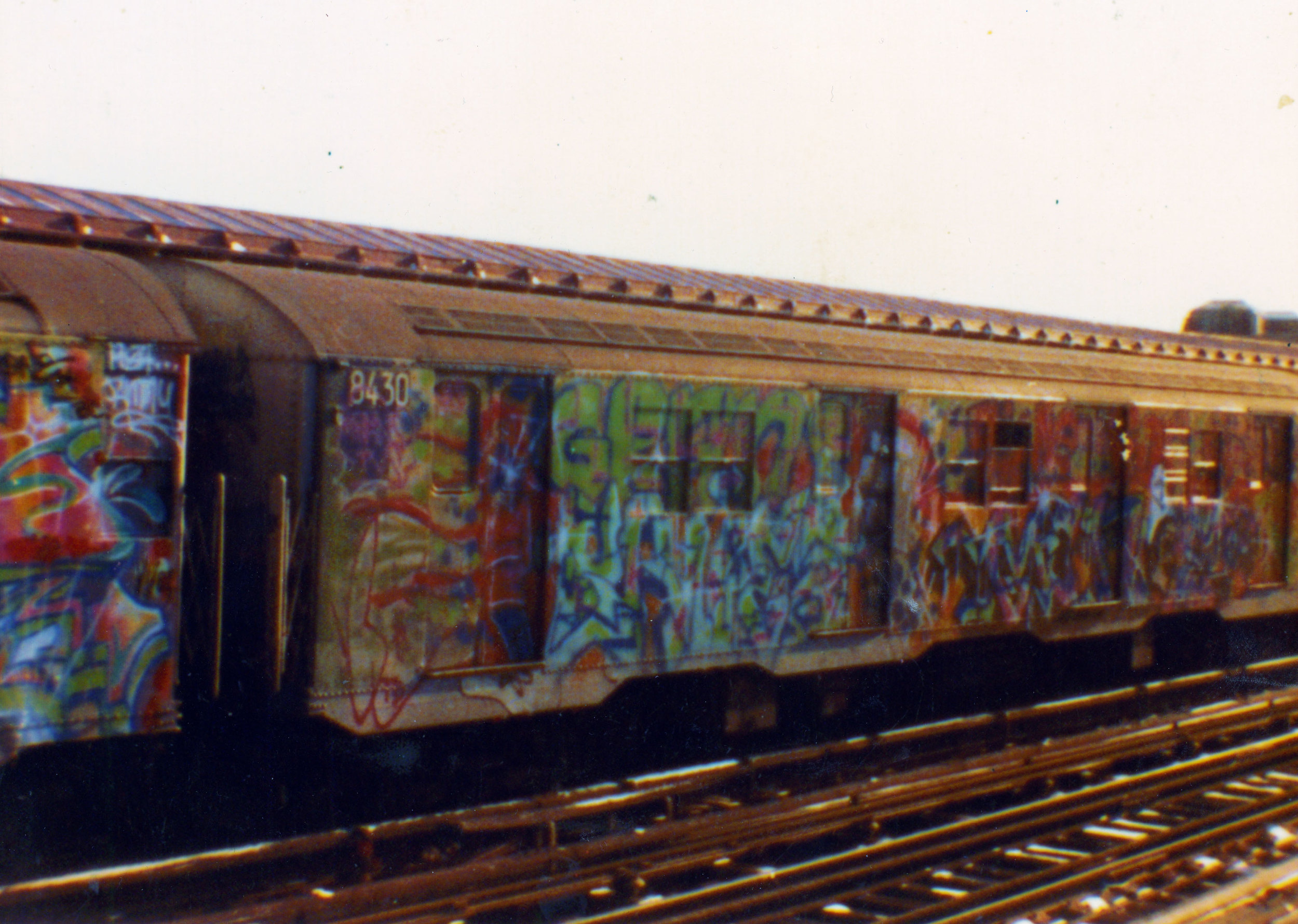 KAVES x MONIE TRAINCAR