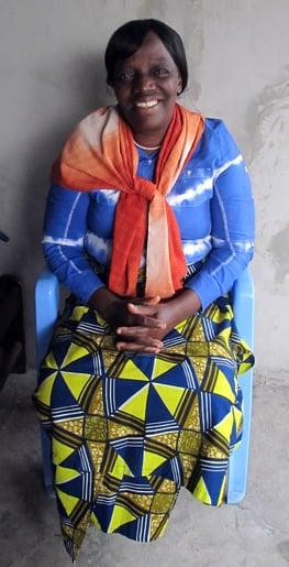 Antoinette Muleka Tshisuaka