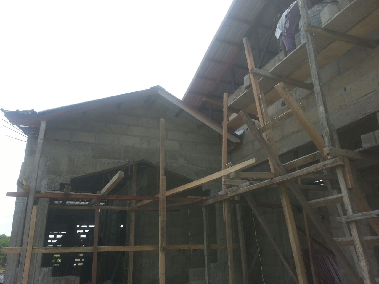 5a completing exterior of 2nd floor.jpg