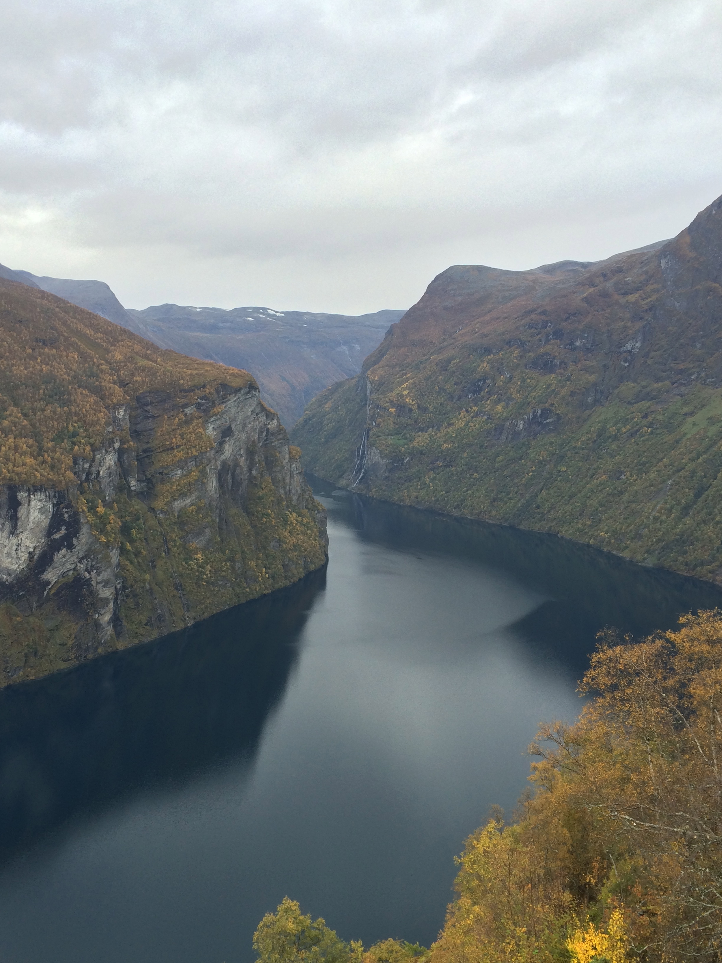 Norway. Where I did my DTS.