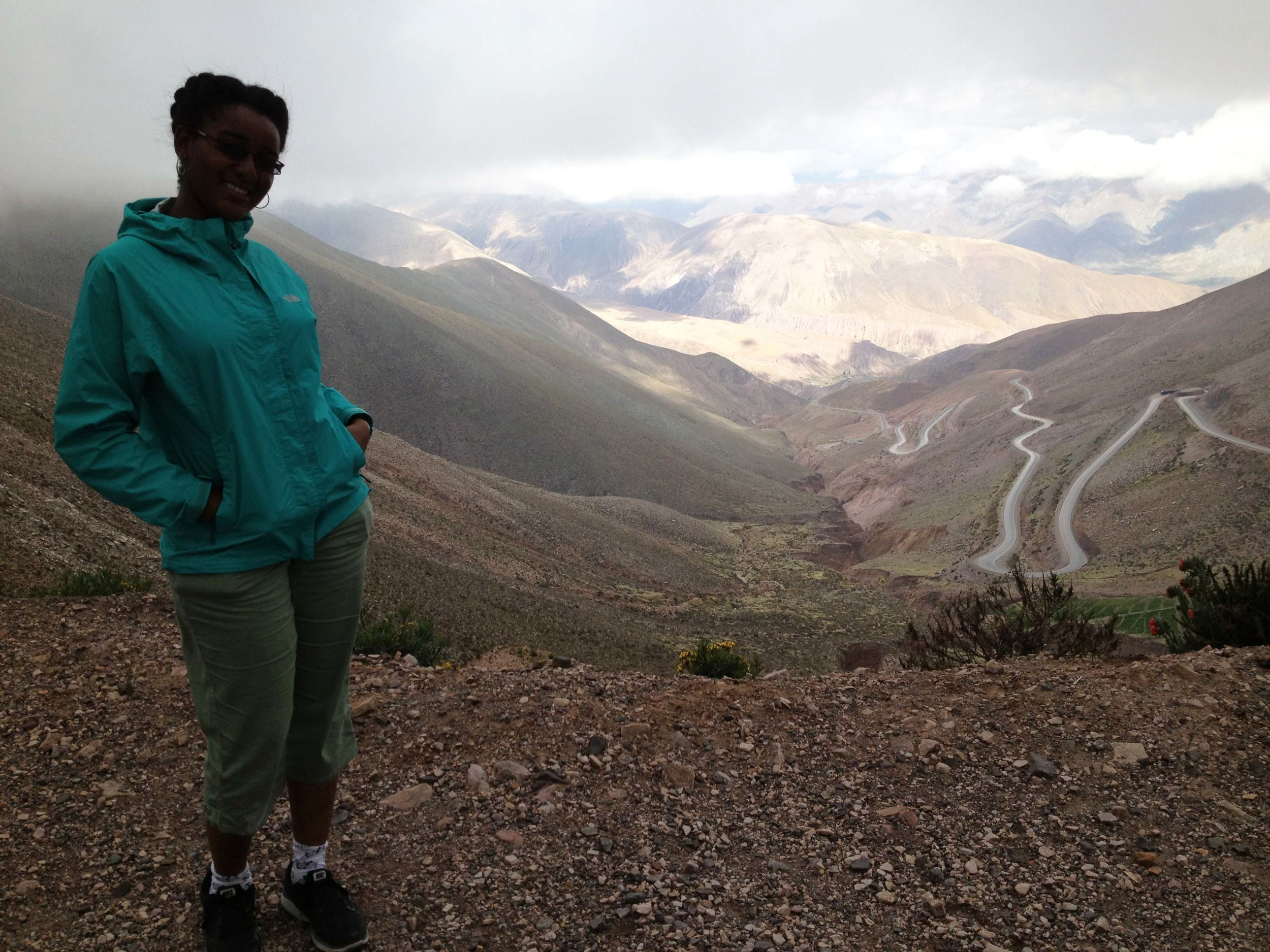 The Hills of Jujuy Argentina
