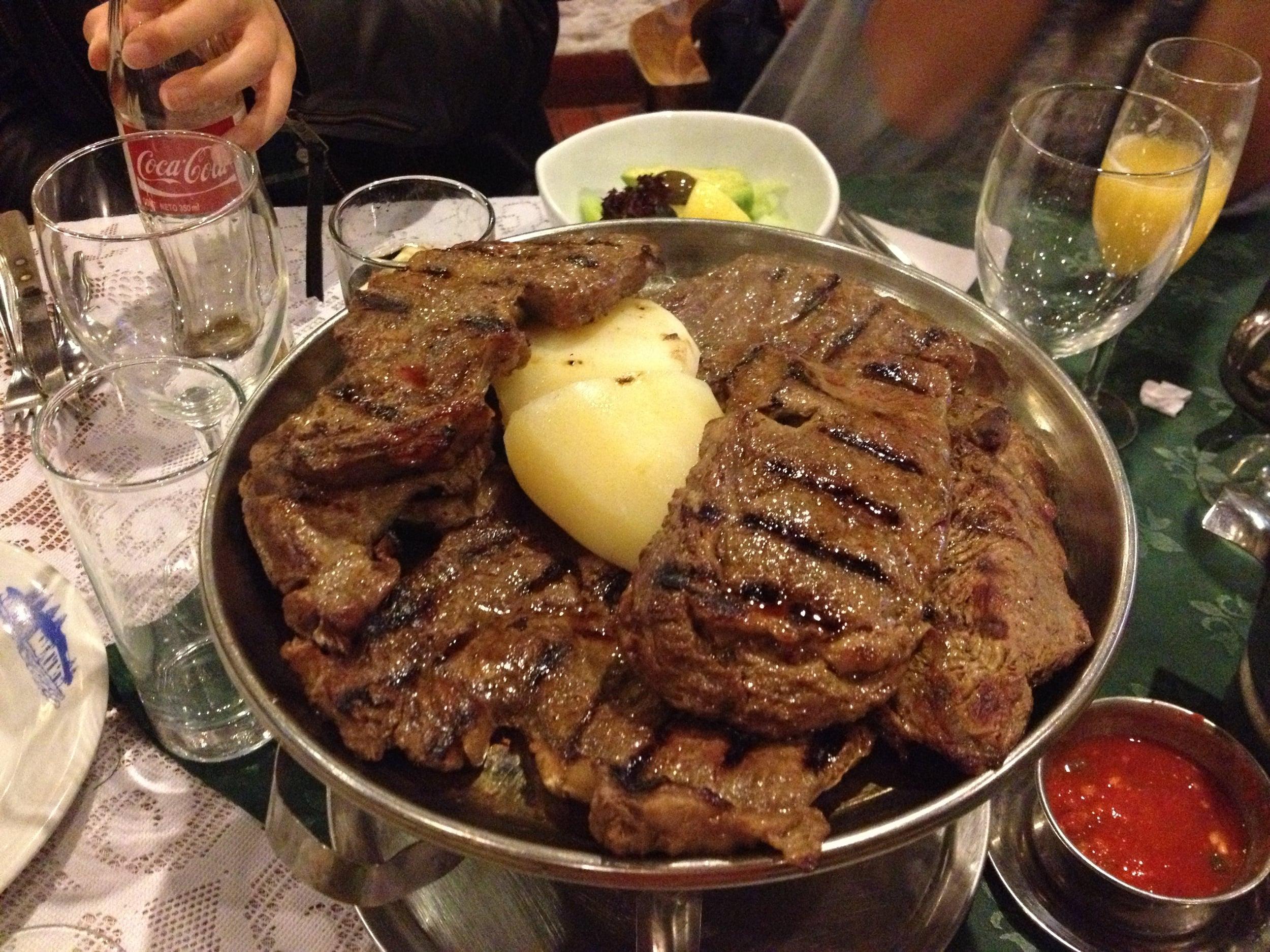Steak, Steak, and More Steak