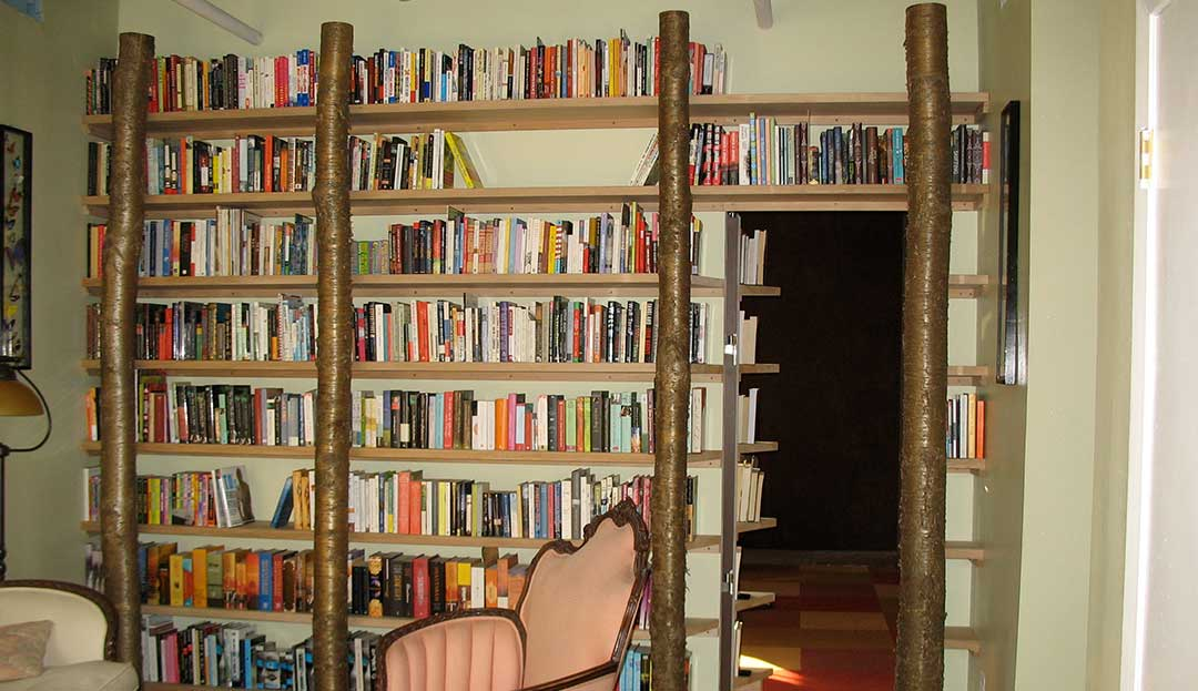 Chelsea Bookcase (27th Street)