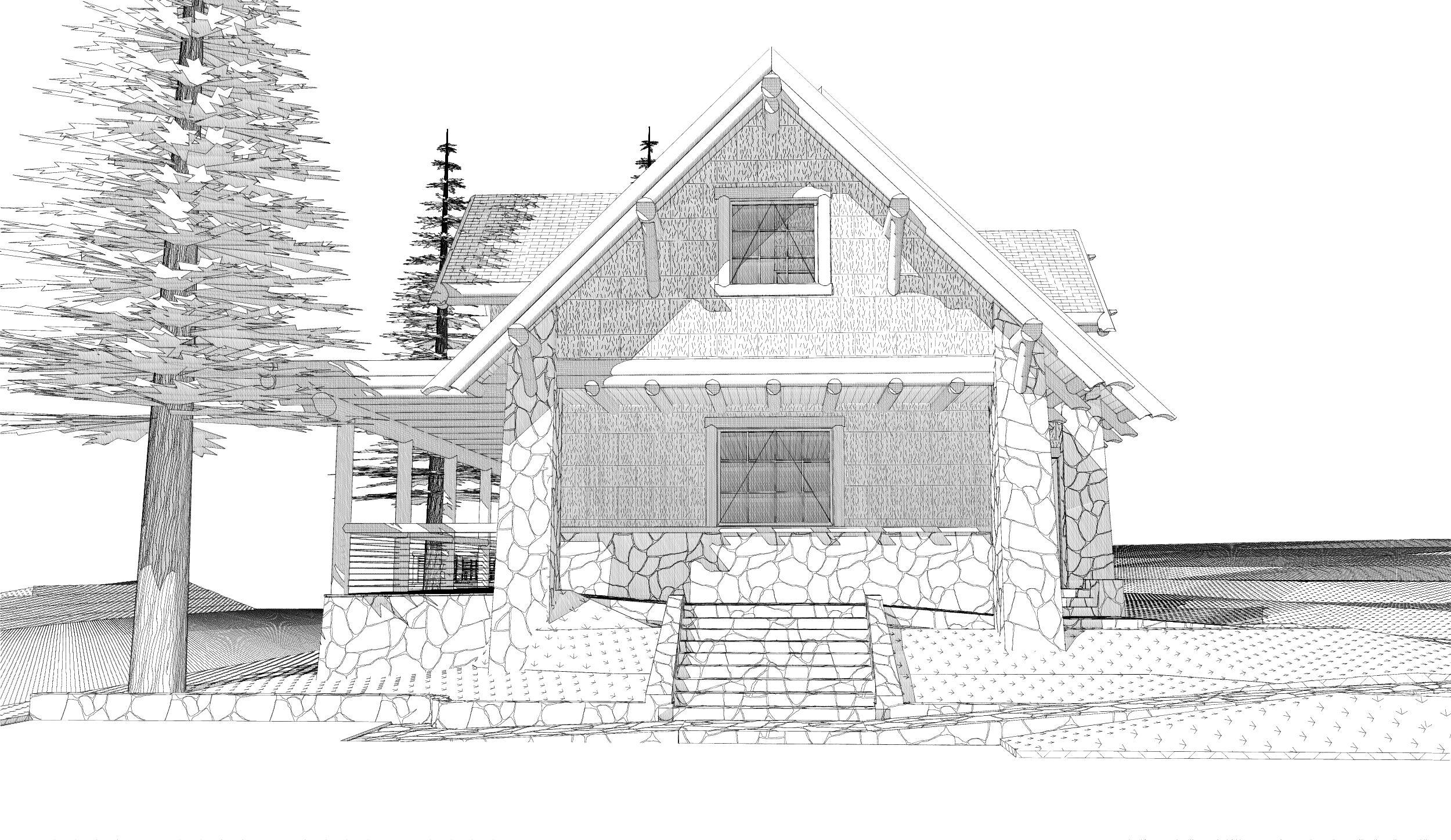 ARCHITECT RUSTIC DESIGN HOUSE NC 02.jpg