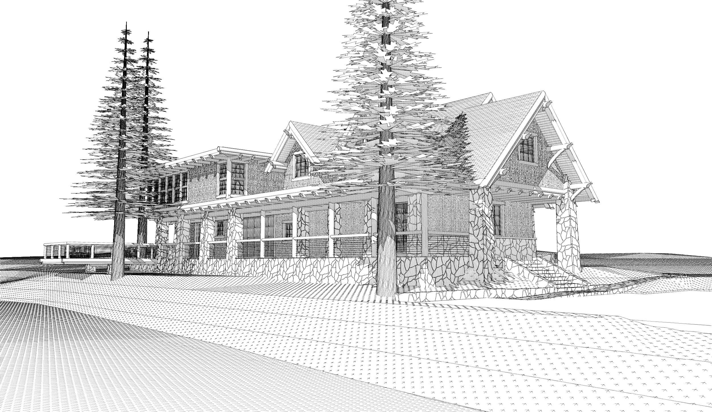ARCHITECT RUSTIC DESIGN HOUSE NC 04.jpg
