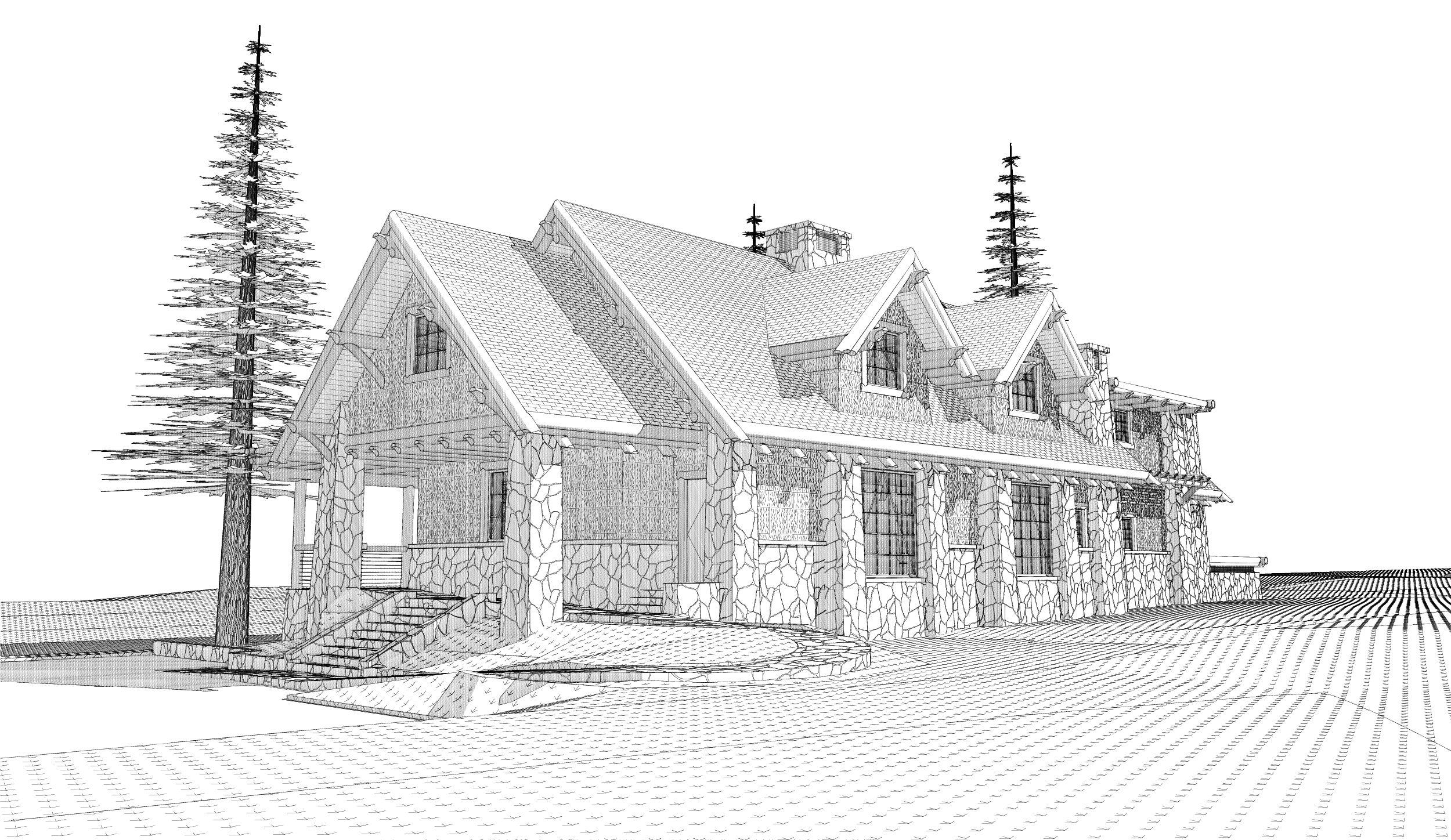 ARCHITECT RUSTIC DESIGN HOUSE NC 05.jpg