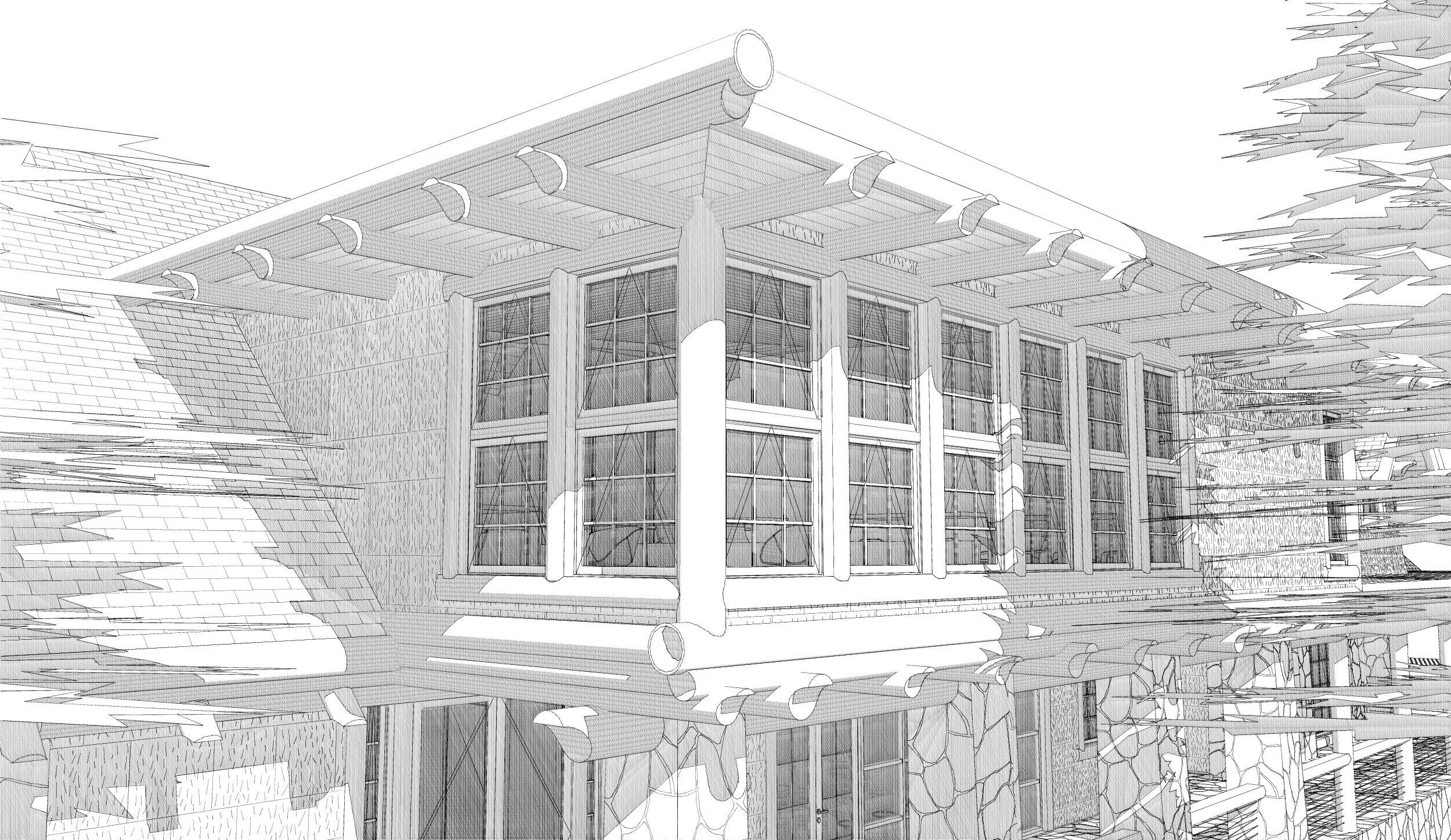 ARCHITECT RUSTIC DESIGN HOUSE NC 06.jpg