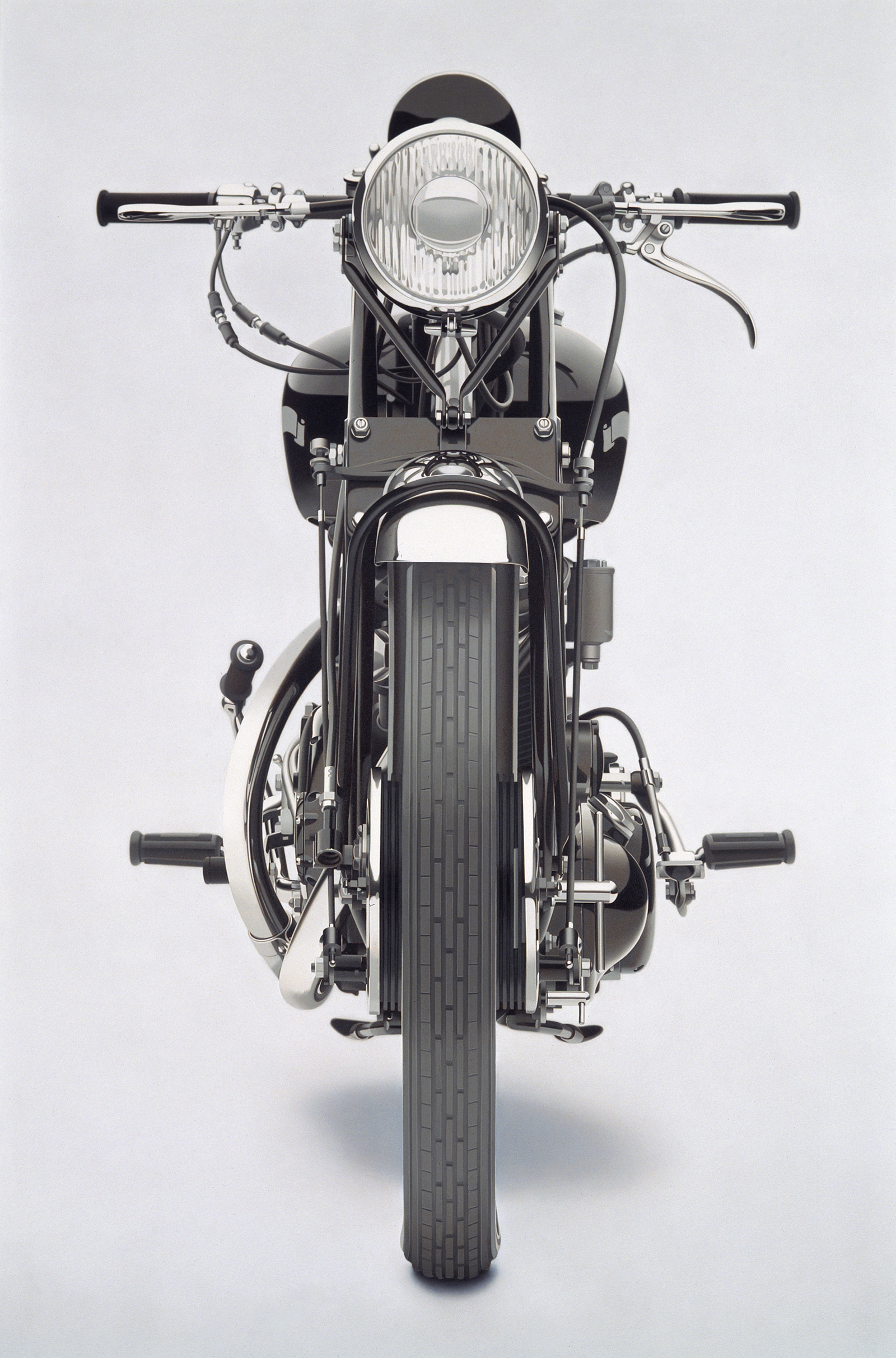 Motorcycle Painting No. 1, 2008