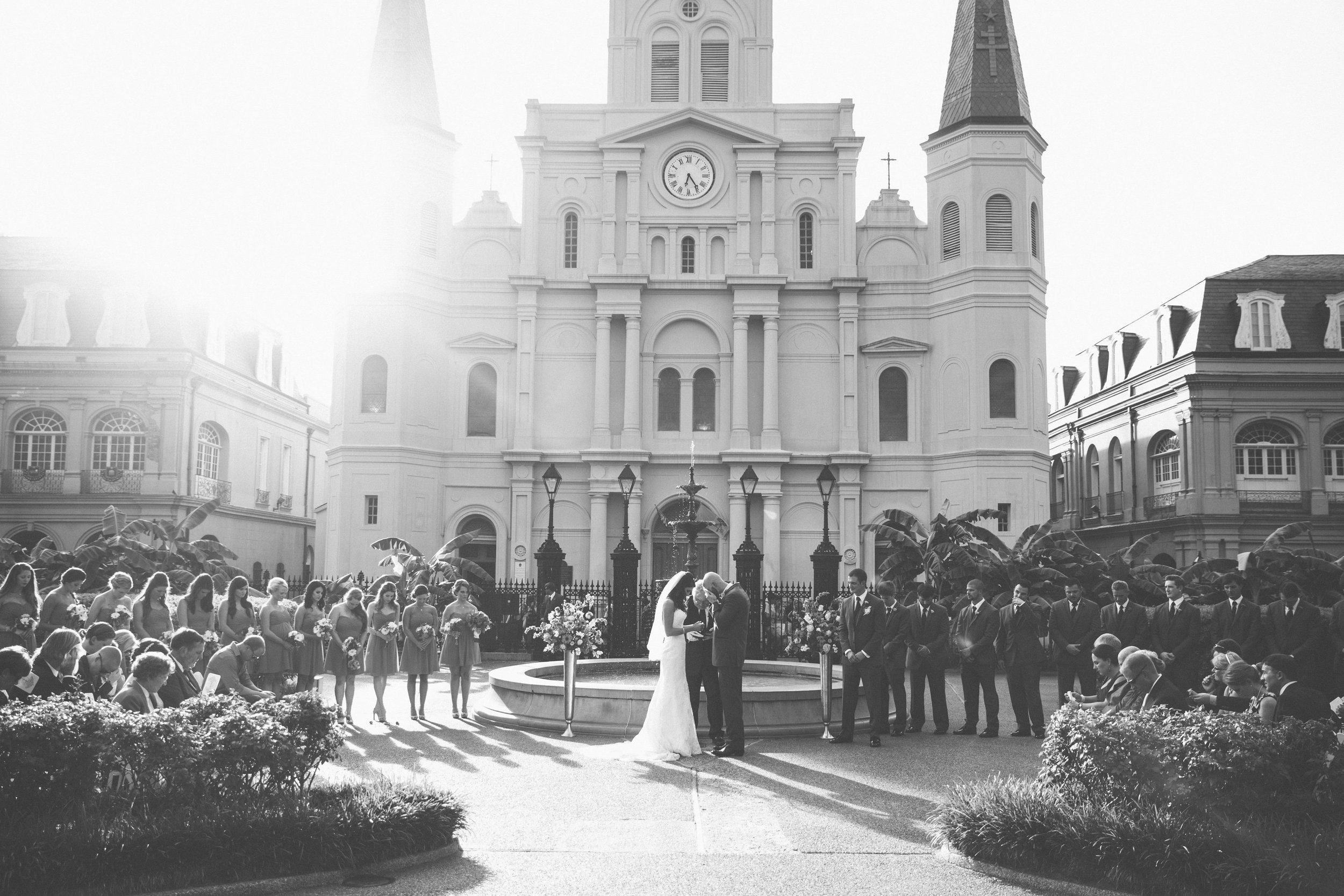 Caitlin B Photography | Fat Cat Flowers | Studio Vieux Carre | Chee Weez | New Orleans Wedding