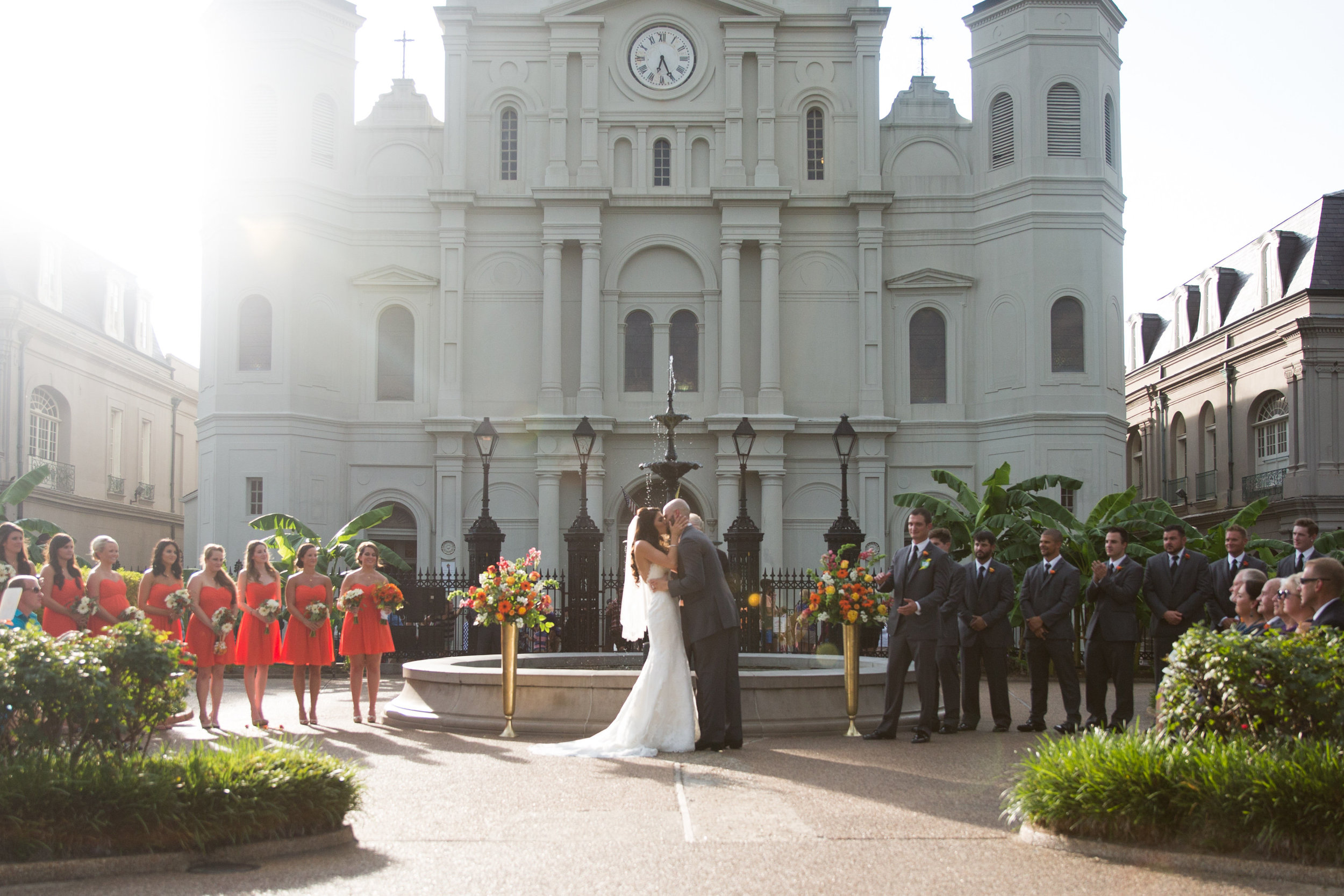 Caitlin B Photography | Fat Cat Flowers | Studio Vieux Carre | Chee Weez | New Orleans Wedding | Riverview Room
