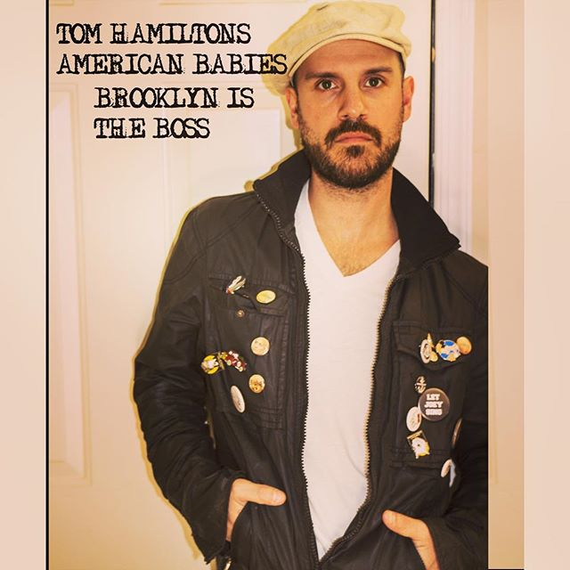 Only four days away from our Brooklyn Is The Boss shows at Brooklyn Bowl (June 1) and Garcia's (June 2)!! Which songs from Darkness On The Edge Of Town do you think we'll but out?!? #tomhamiltonsamericanbabies #americanbabies #brooklynistheboss #darknessontheedgeoftown