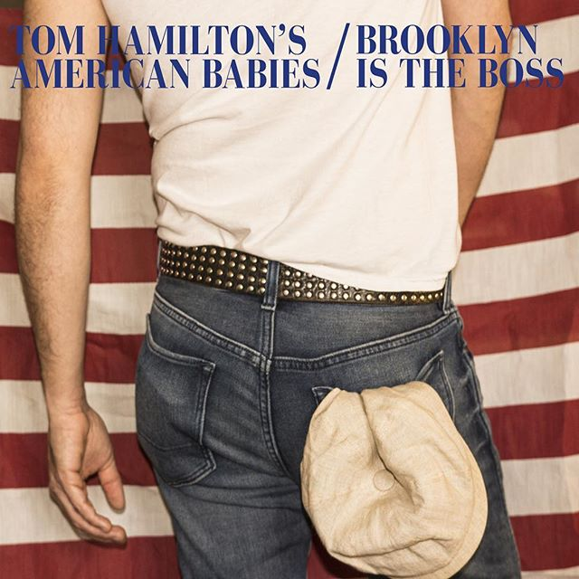 Just ONE day away from our Brooklyn Is The Boss shows at Brooklyn Bowl (June 1) and Garcia's (June 2)!! Which songs from Born In The USA do you think we'll bust out?!? #tomhamiltonsamericanbabies #americanbabies #brooklynistheboss #bornintheusa