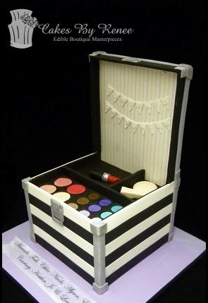 Jul 8 - makeup case graduation cake.jpg