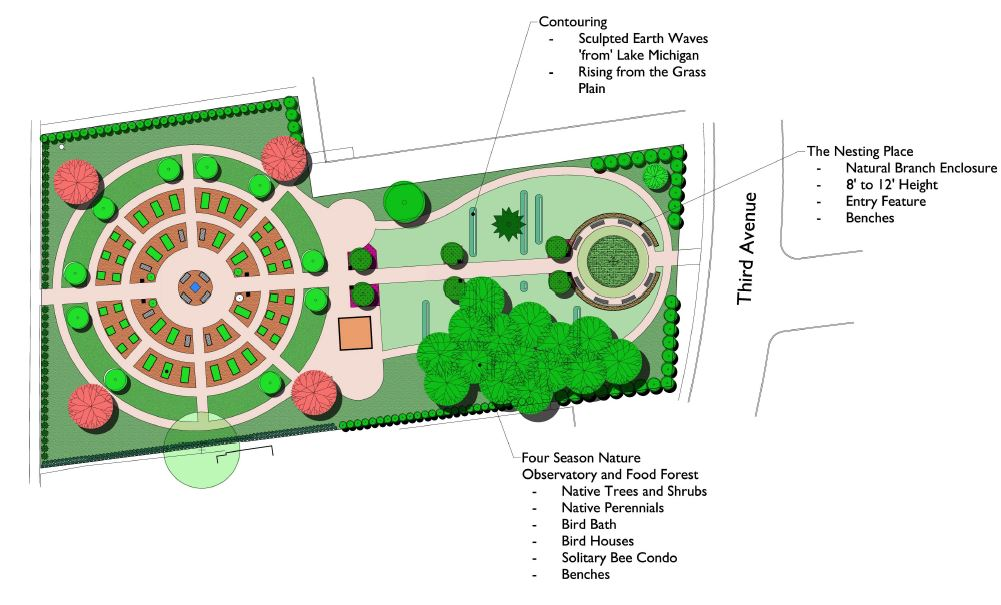 St. Matthew's Episcopal Church ElderGarten Plan, Kenosha, WI
