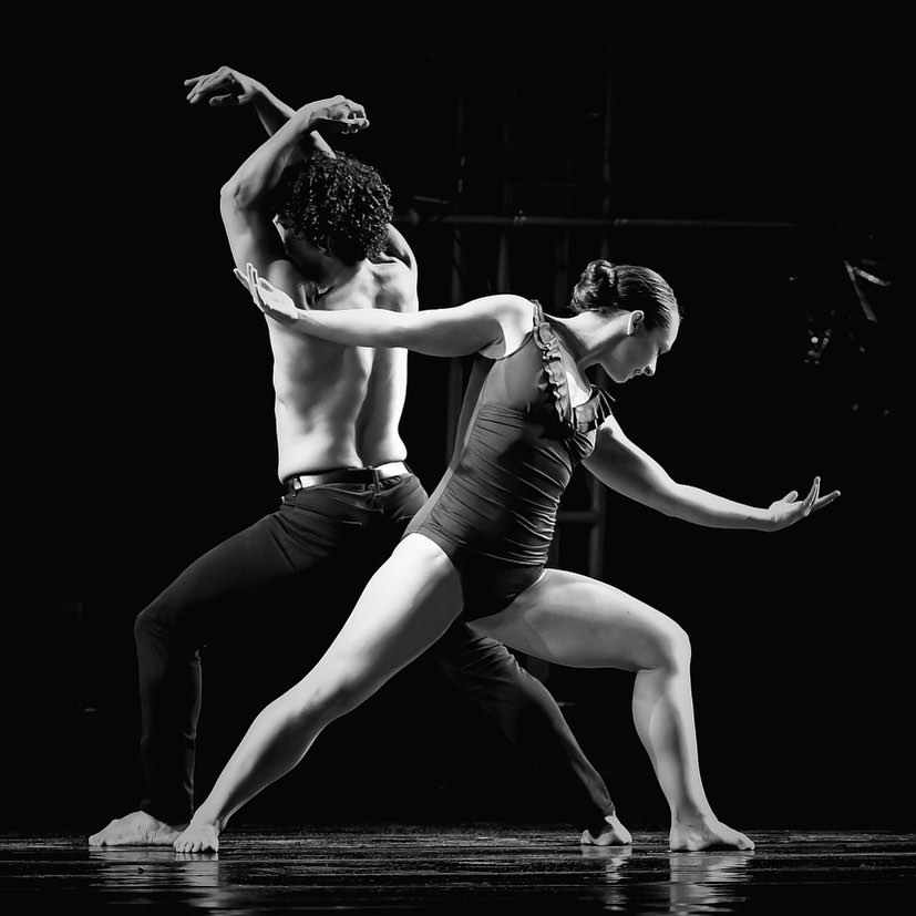 Eryc Taylor Dance performs Grand Duo at the Busan International Dance Festival