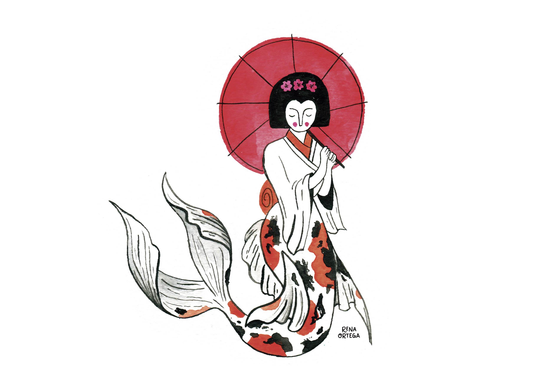 A5_geisha_mermaid .jpg