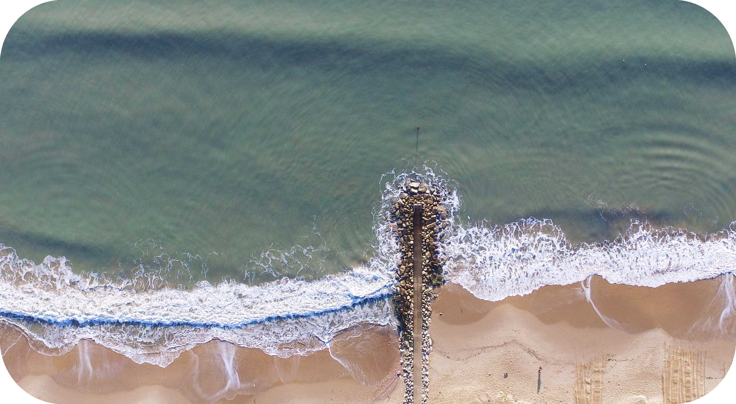 Drone photography in Bournemouth