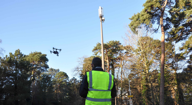 uav insight drone inspection