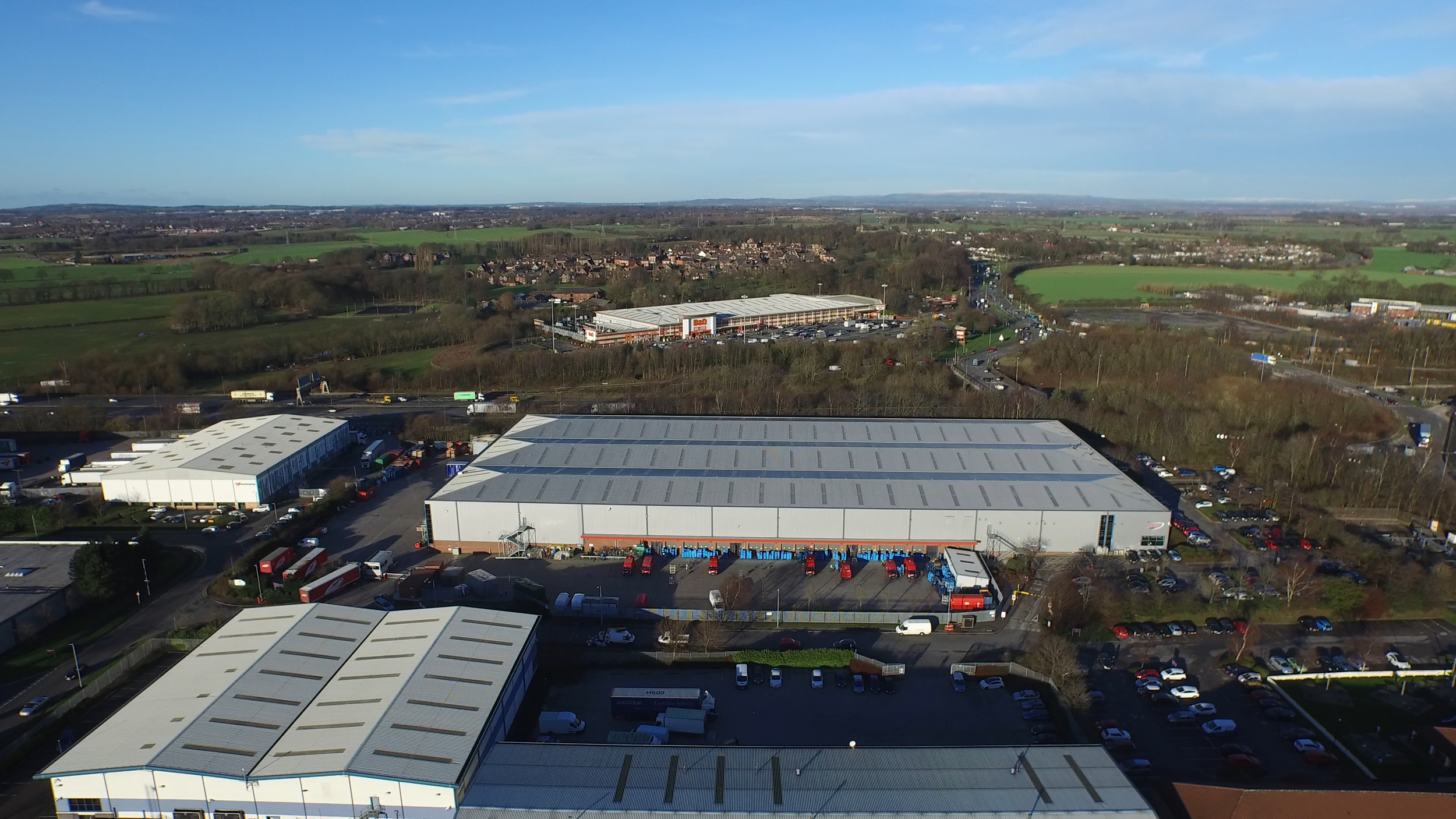 INDUSTRIAL - INVESTMENT - SALE    AAH Pharmaceuticals - Warrington   150,498 sq ft Distribution Warehouse   Client:  Columbia Threadneedle   Purchaser:  Aberdeen Asset Management   Price:  Confidential   WATCH DRONE VIDEO