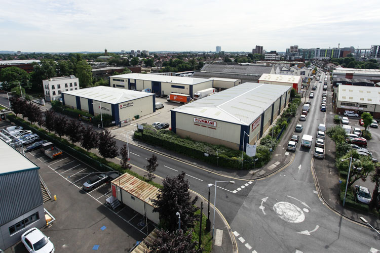 INDUSTRIAL - INVESTMENT - SALE    Clayton Business Centre   35,665 sq ft Trade Counter Estate   Client:  Aberdeen Asset Management   Purchaser:  Confidential   Price:  Confidential