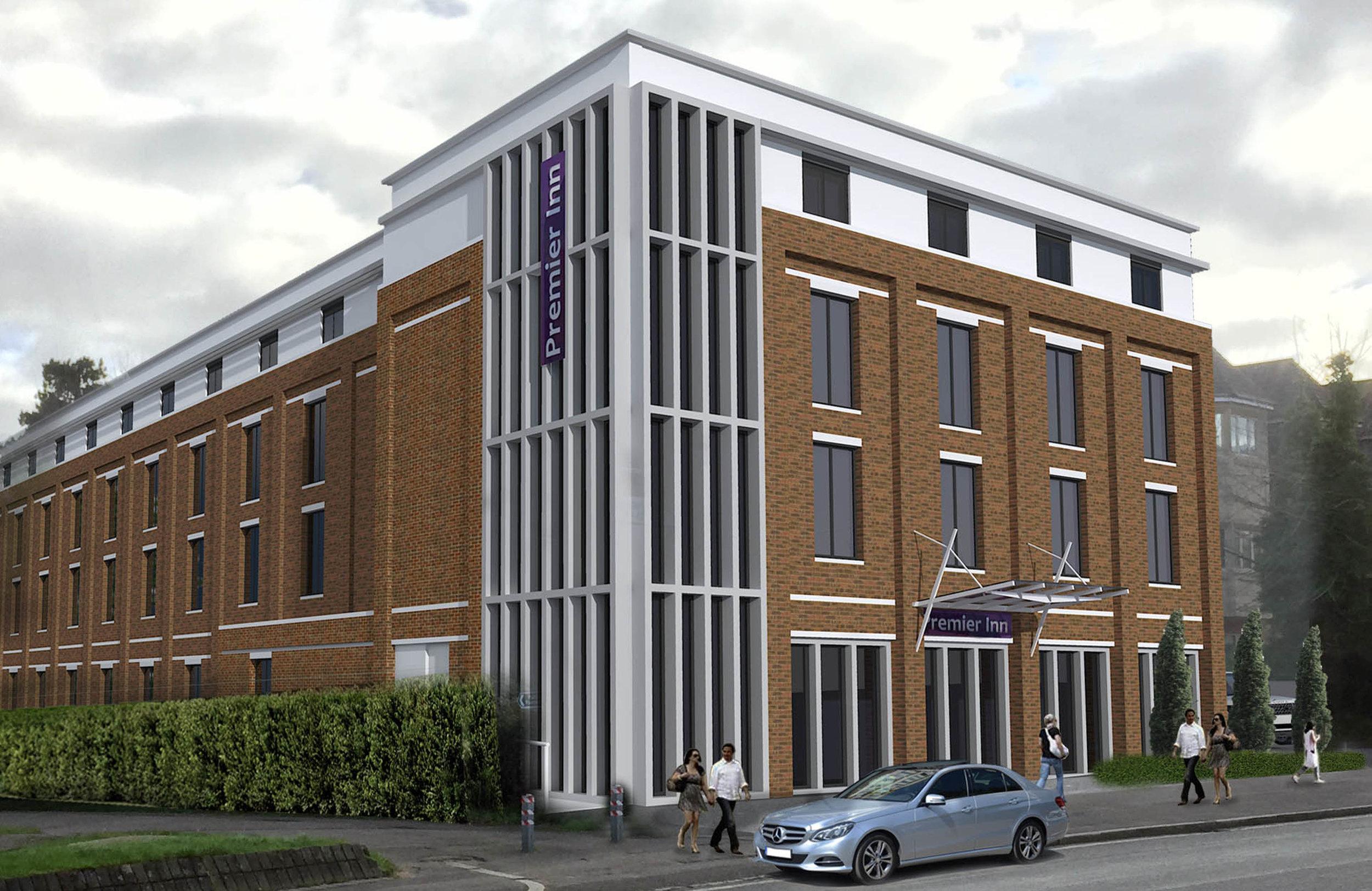 HOTEL - DEVELOPMENT - ACQUISITION    Premier Inn Hotel - Pre Let Forward Funding   78 Bed Hotel   Client:  Private Retained Client   Vendor/Developer:  Storm   Price:  Circa £9m