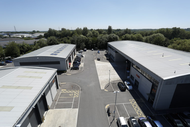 INDUSTRIAL - INVESTMENT - SALE    ACCESS 12 - PHASE 1 & 2 - THEALE   42,638 sq ft GIA South East industrial estate investment   Client:  Goldman Sachs   Purchaser:  Confidential   Price:  Confidential