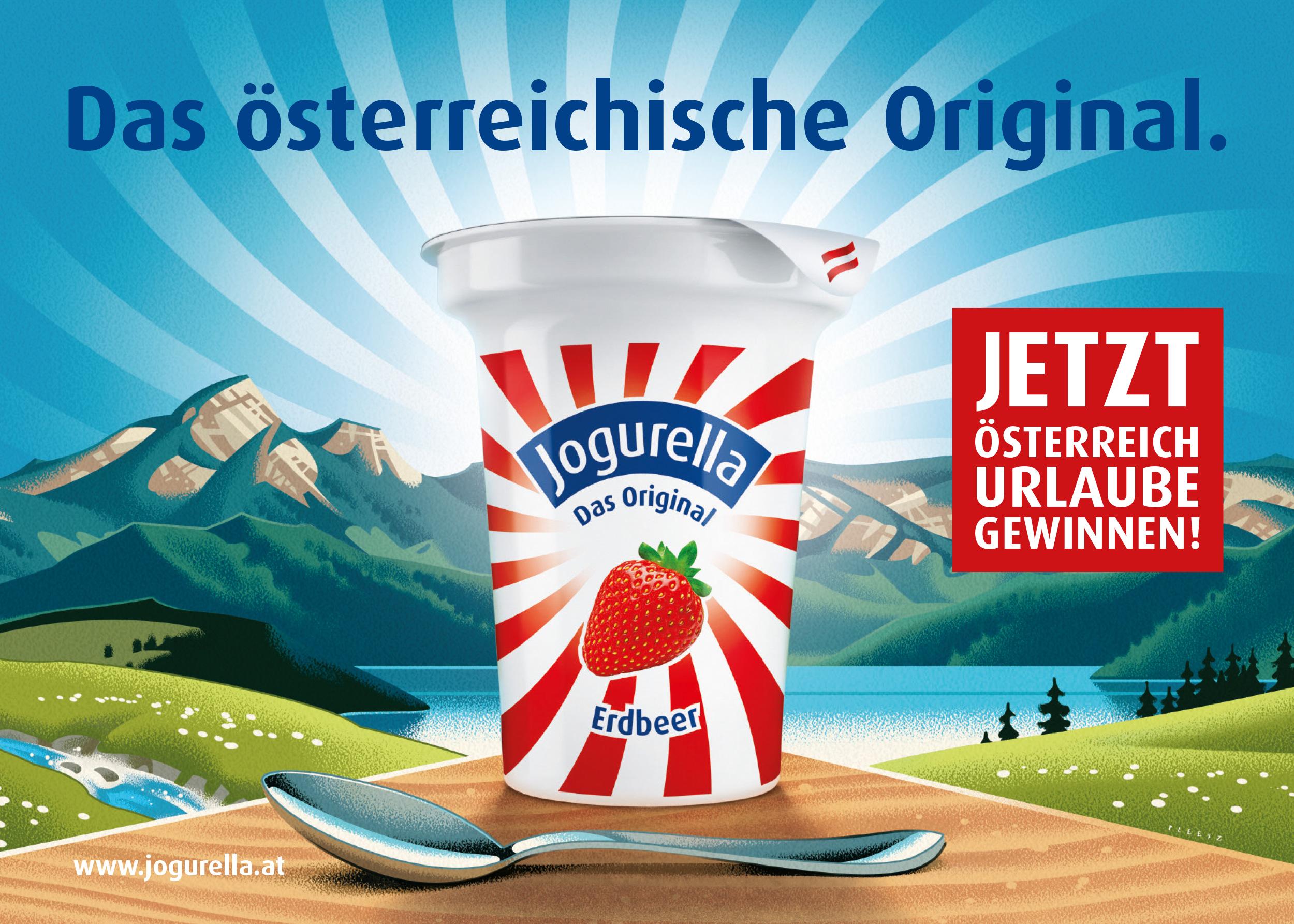 Jogurella - Berglandmilch