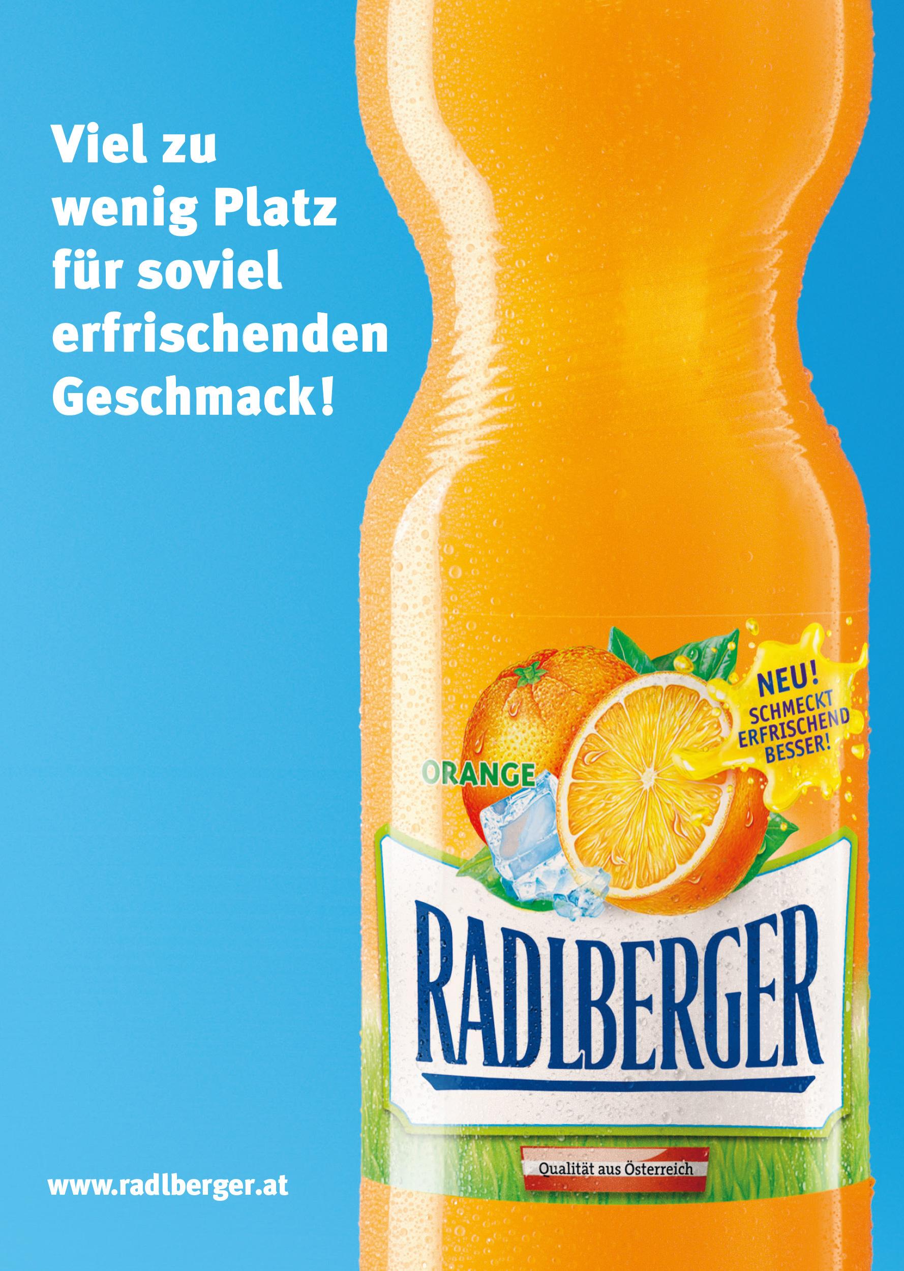 Radlberger Limonaden