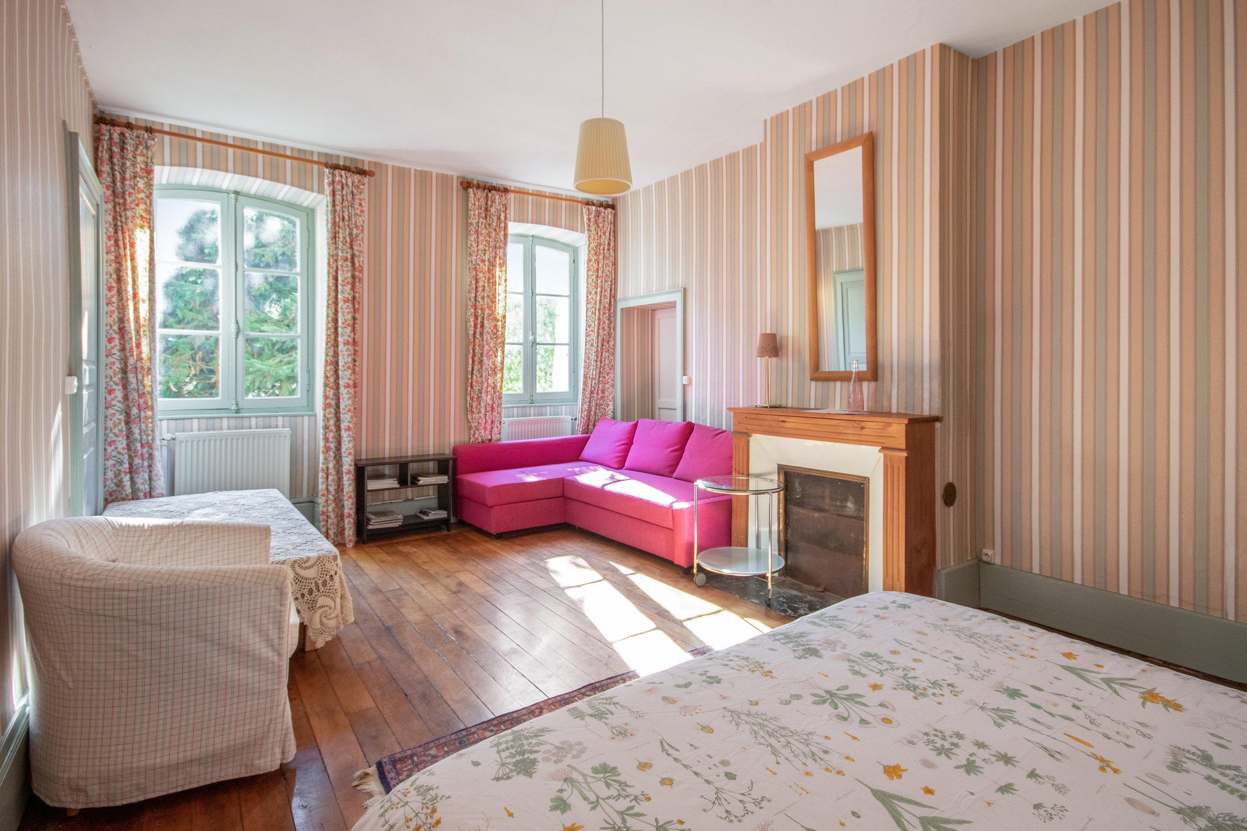 Chateau des Edelins Family Rooms Chambre Familiale.jpeg